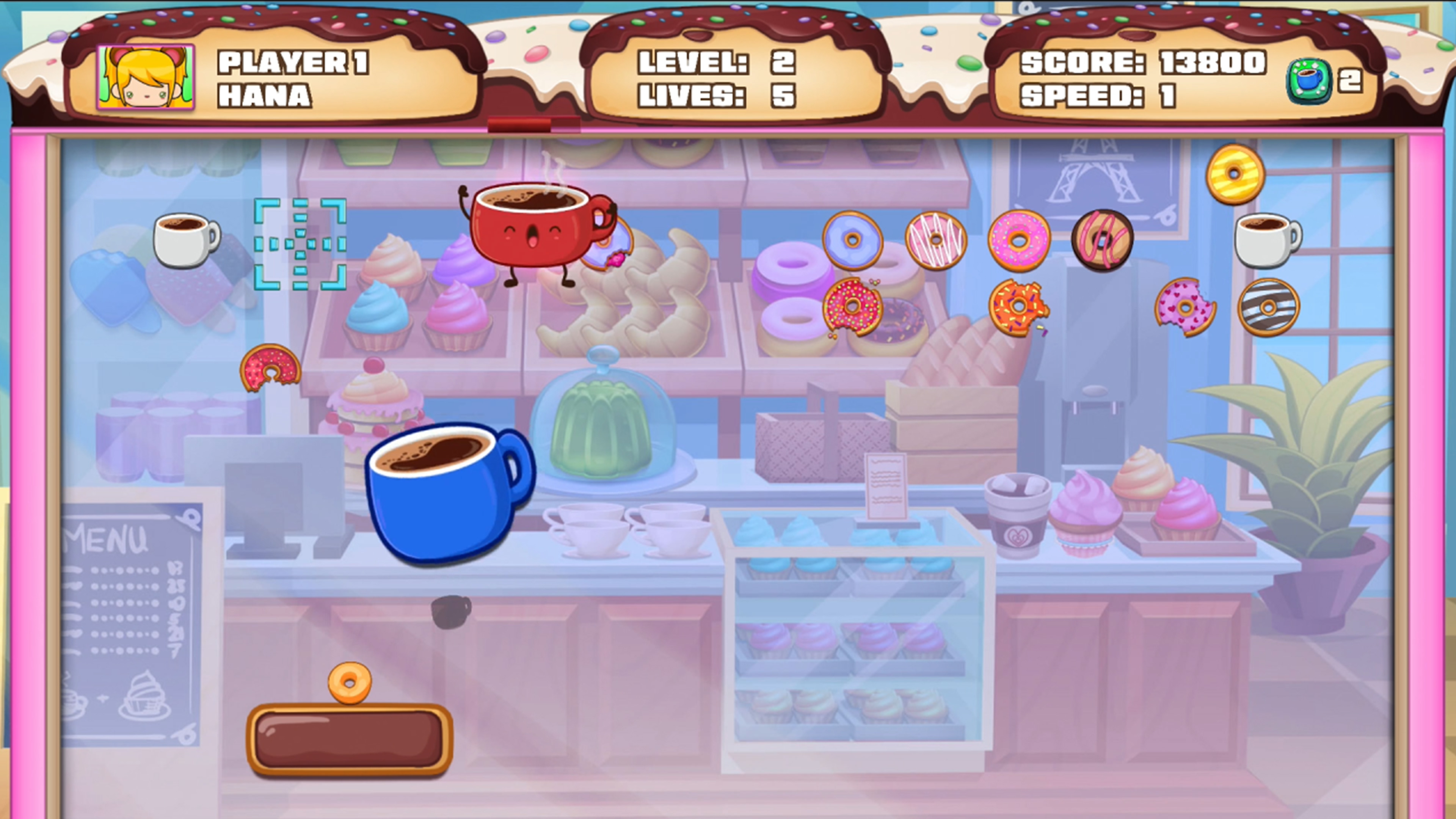 Скриншот №3 к Donut Break 2