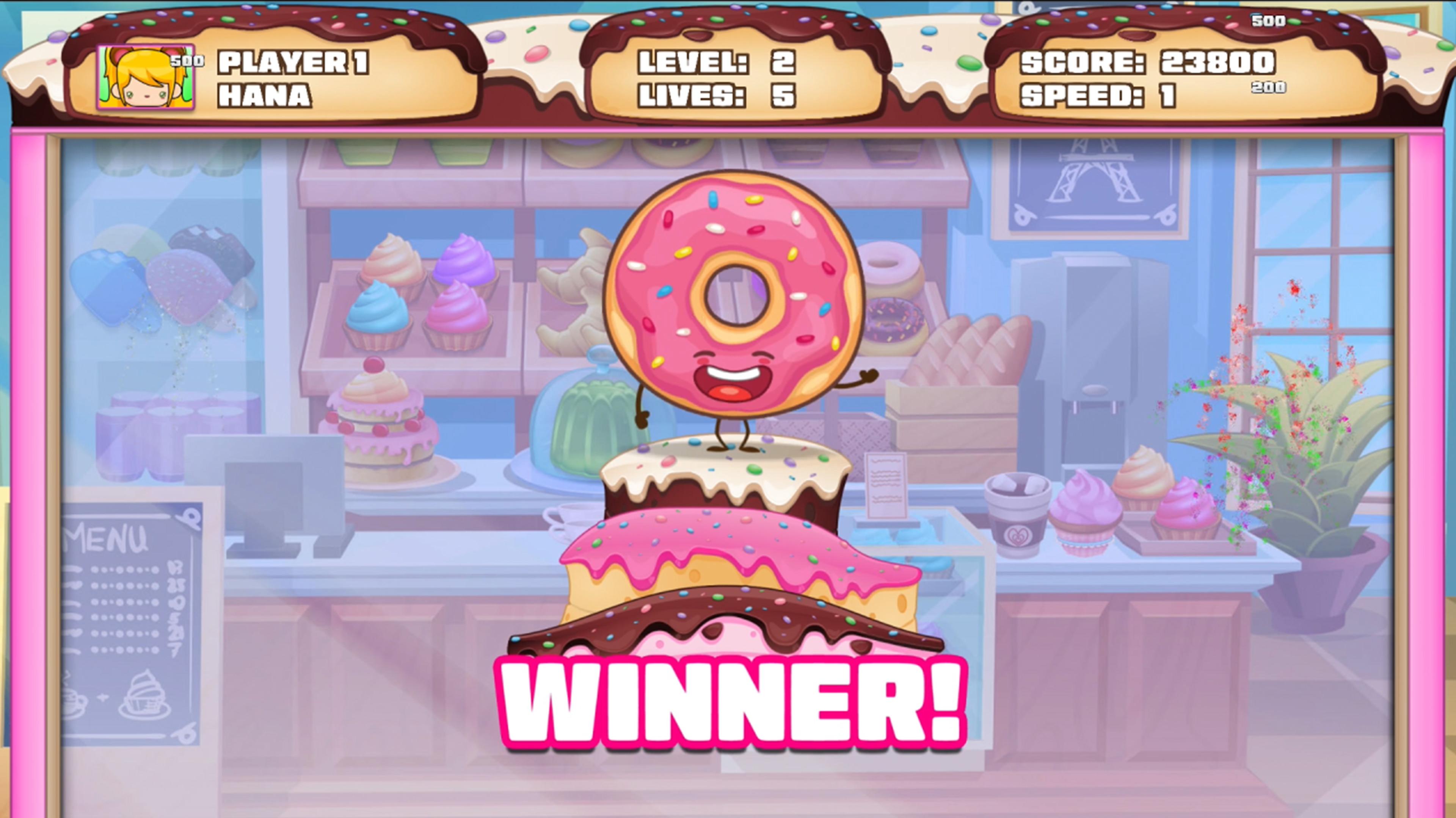 Скриншот №9 к Donut Break 2