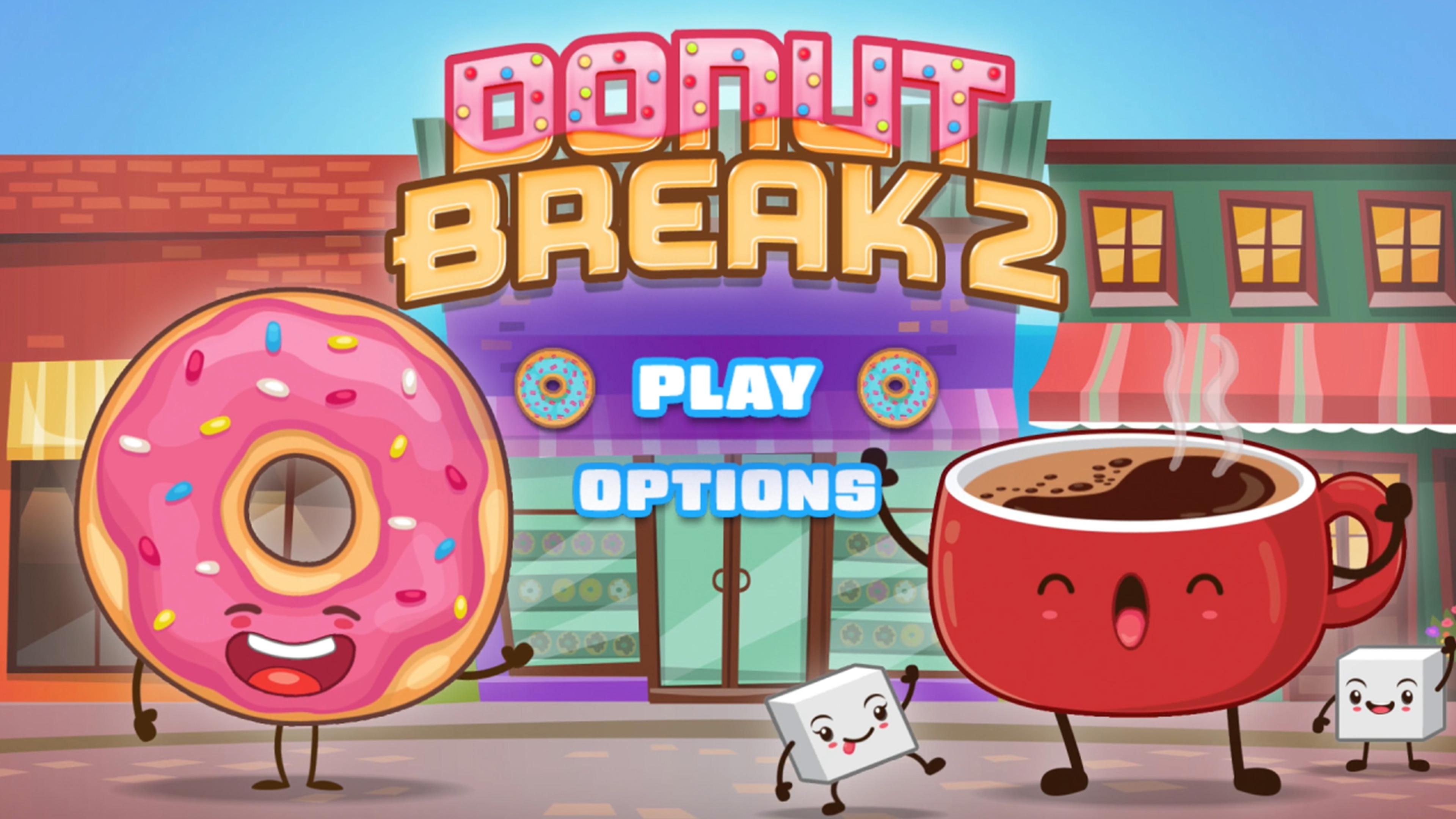 Скриншот №1 к Donut Break 2