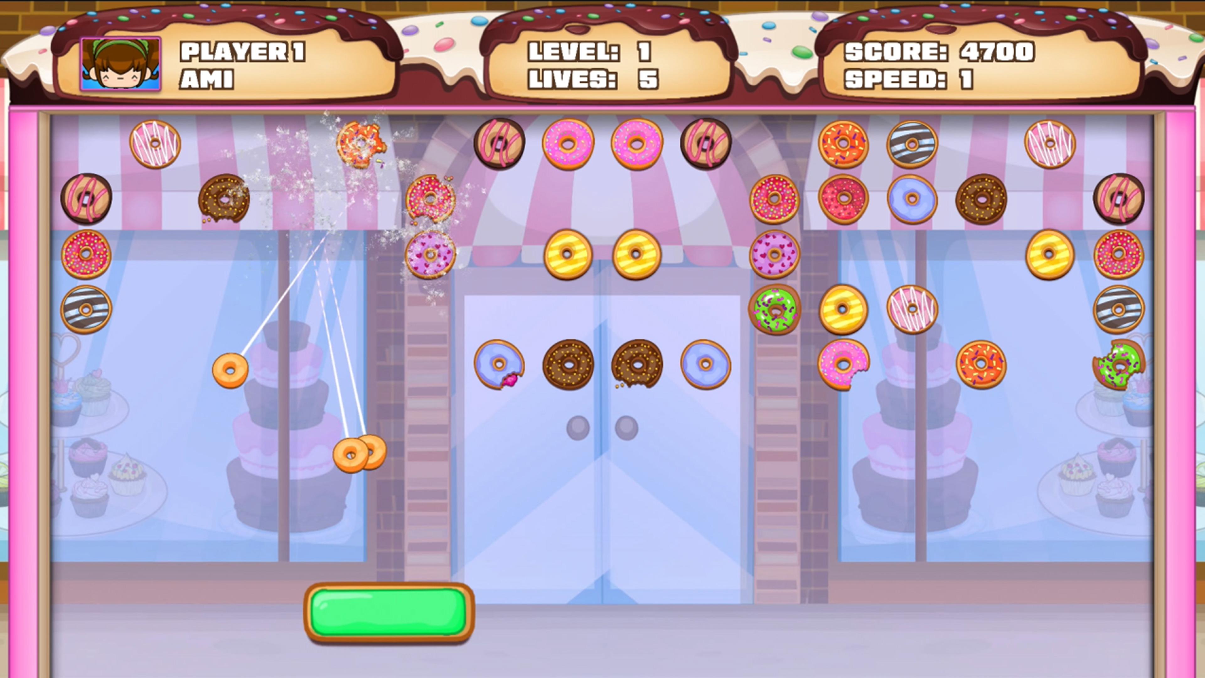 Скриншот №2 к Donut Break 2