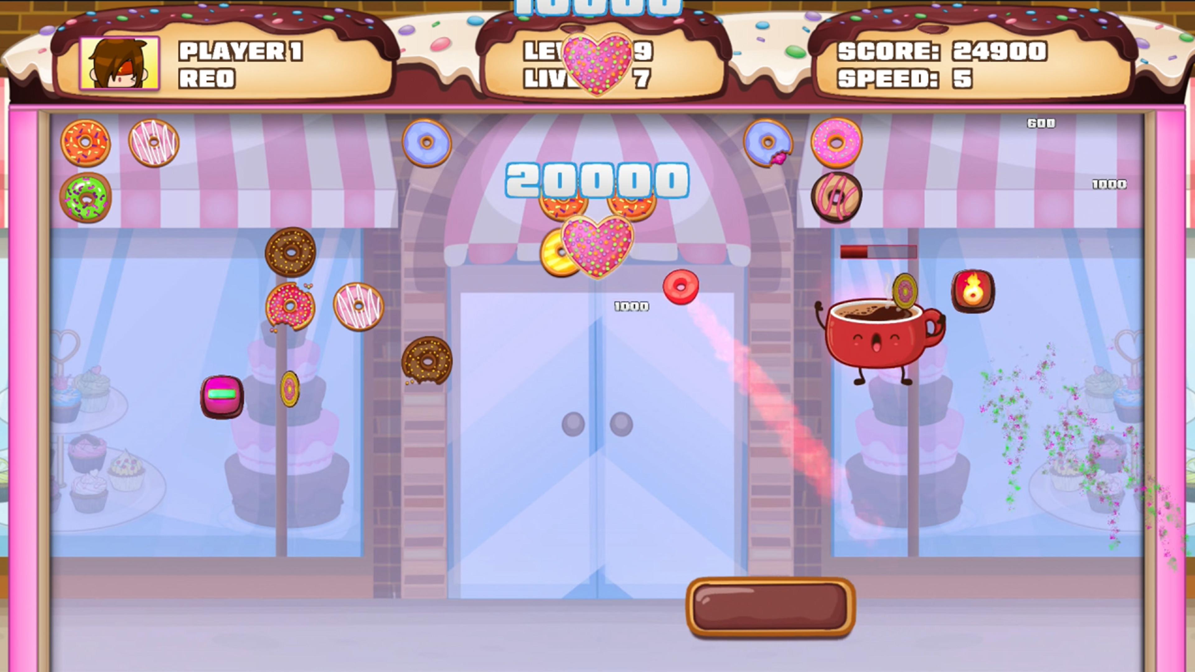 Скриншот №7 к Donut Break 2