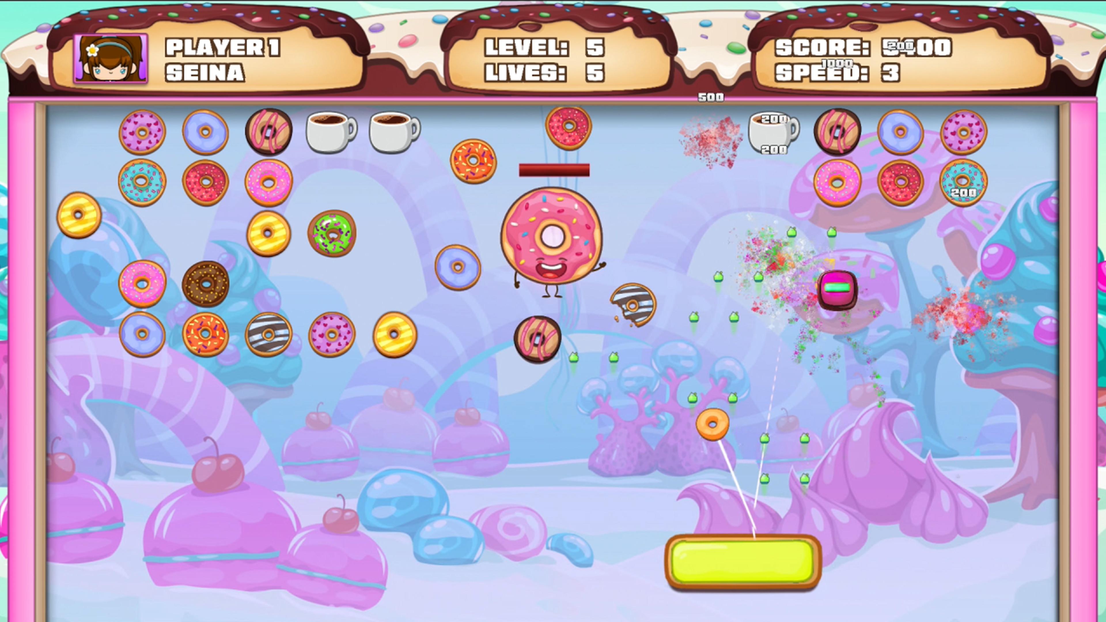 Скриншот №6 к Donut Break 2