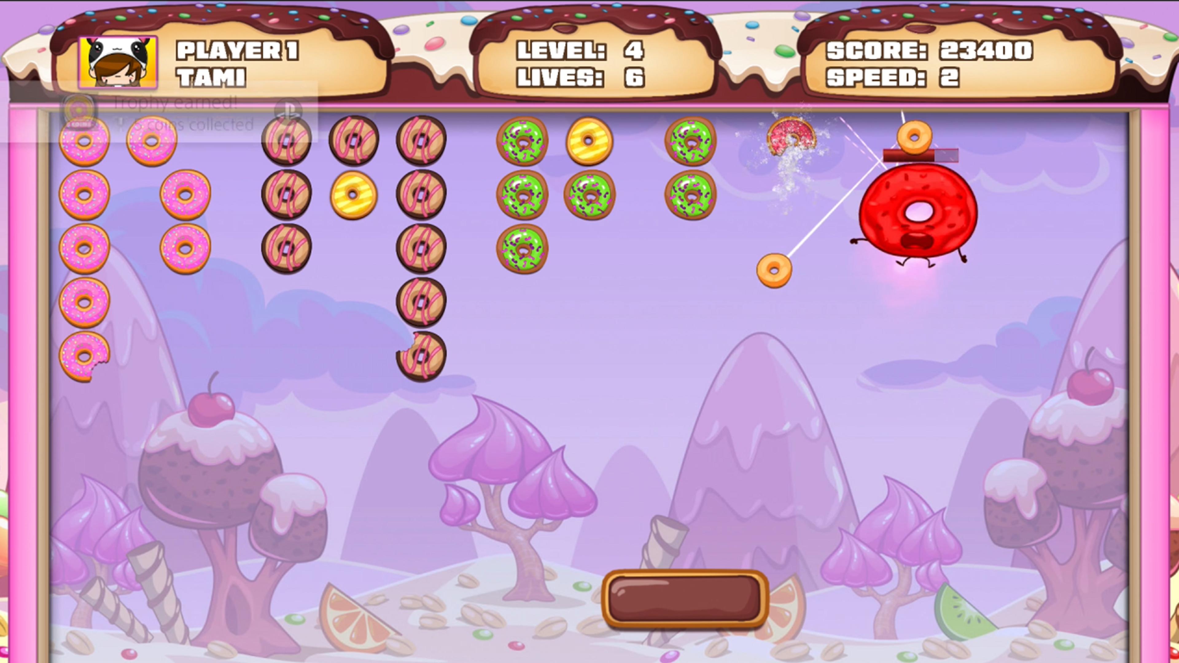 Скриншот №5 к Donut Break 2