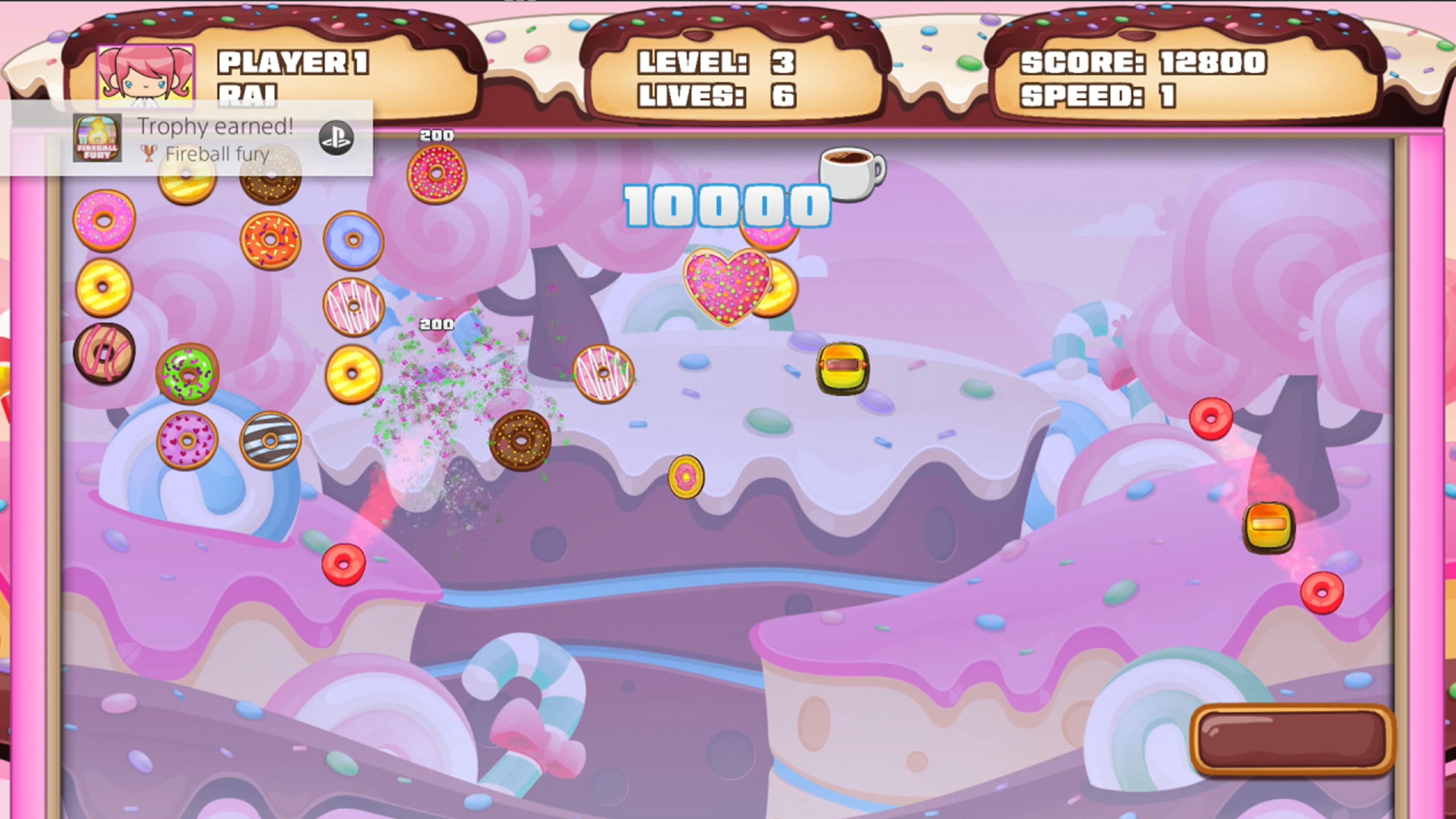 Скриншот №4 к Donut Break 2