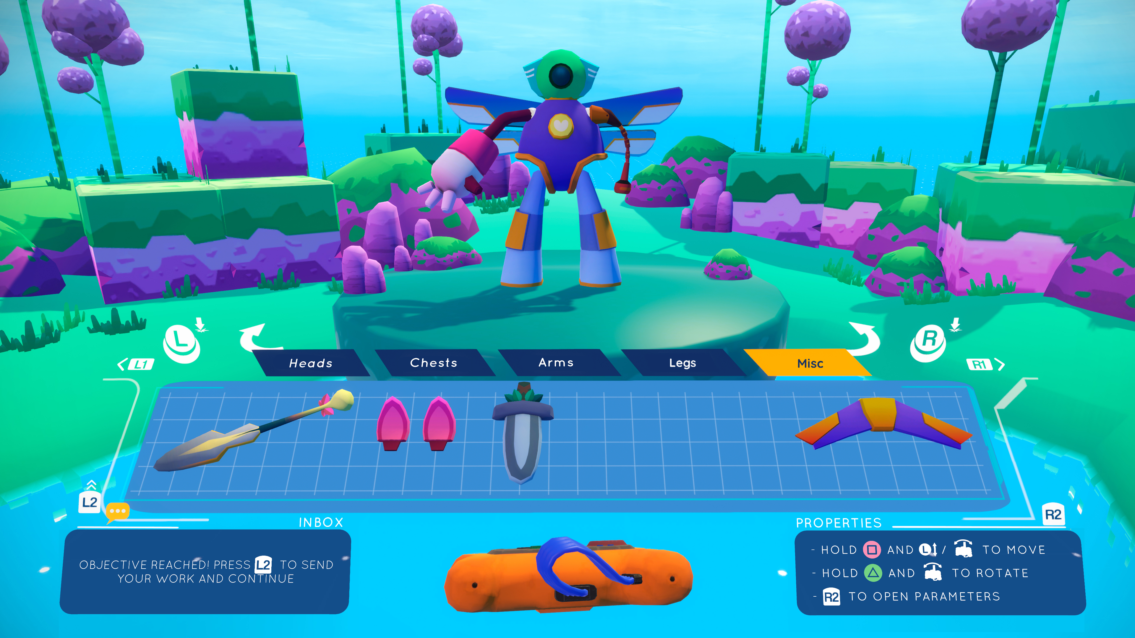 Скриншот №3 к Probe A Game Dev Experience