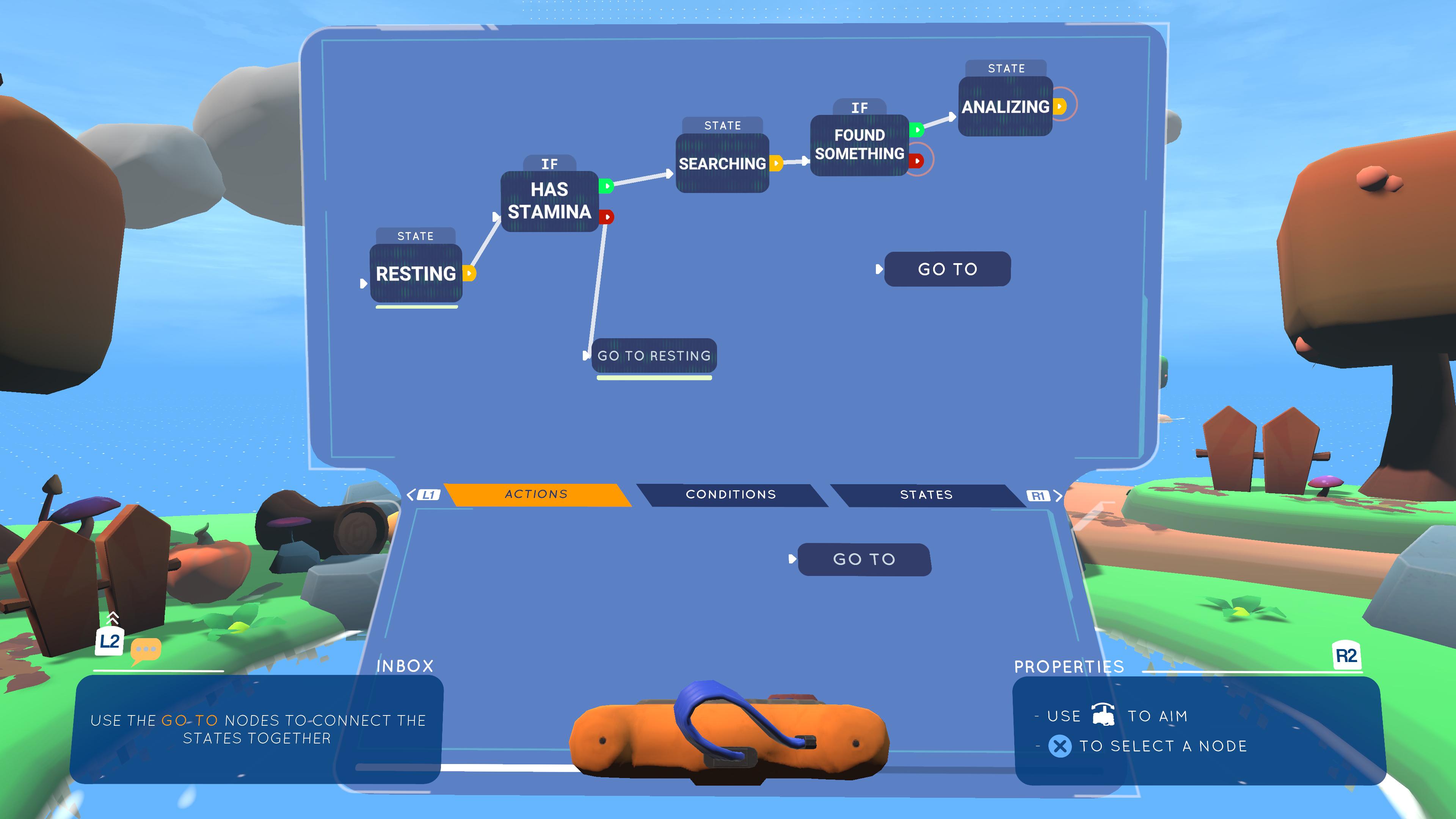 Скриншот №7 к Probe A Game Dev Experience