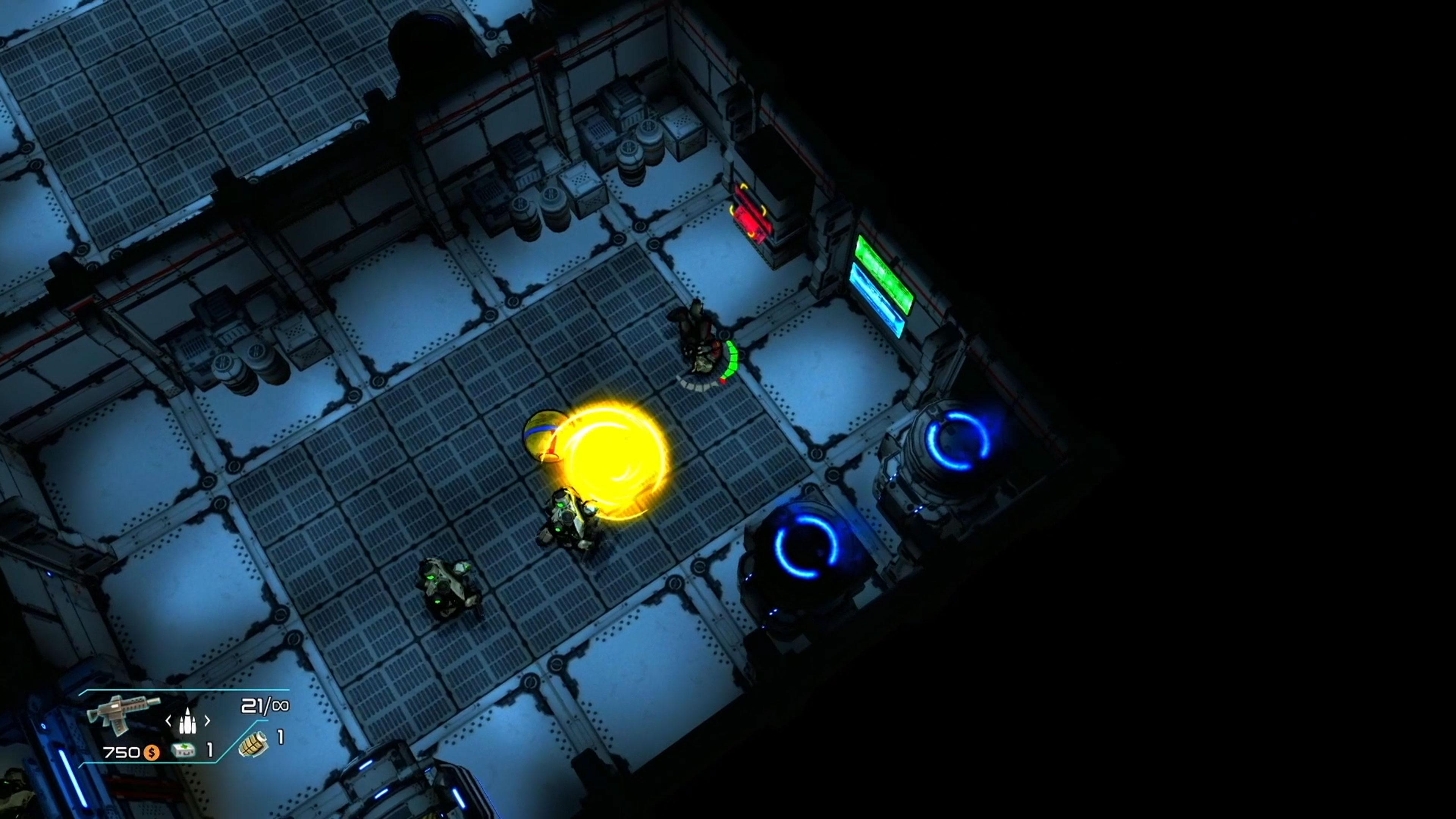 Скриншот №3 к Space Revenge