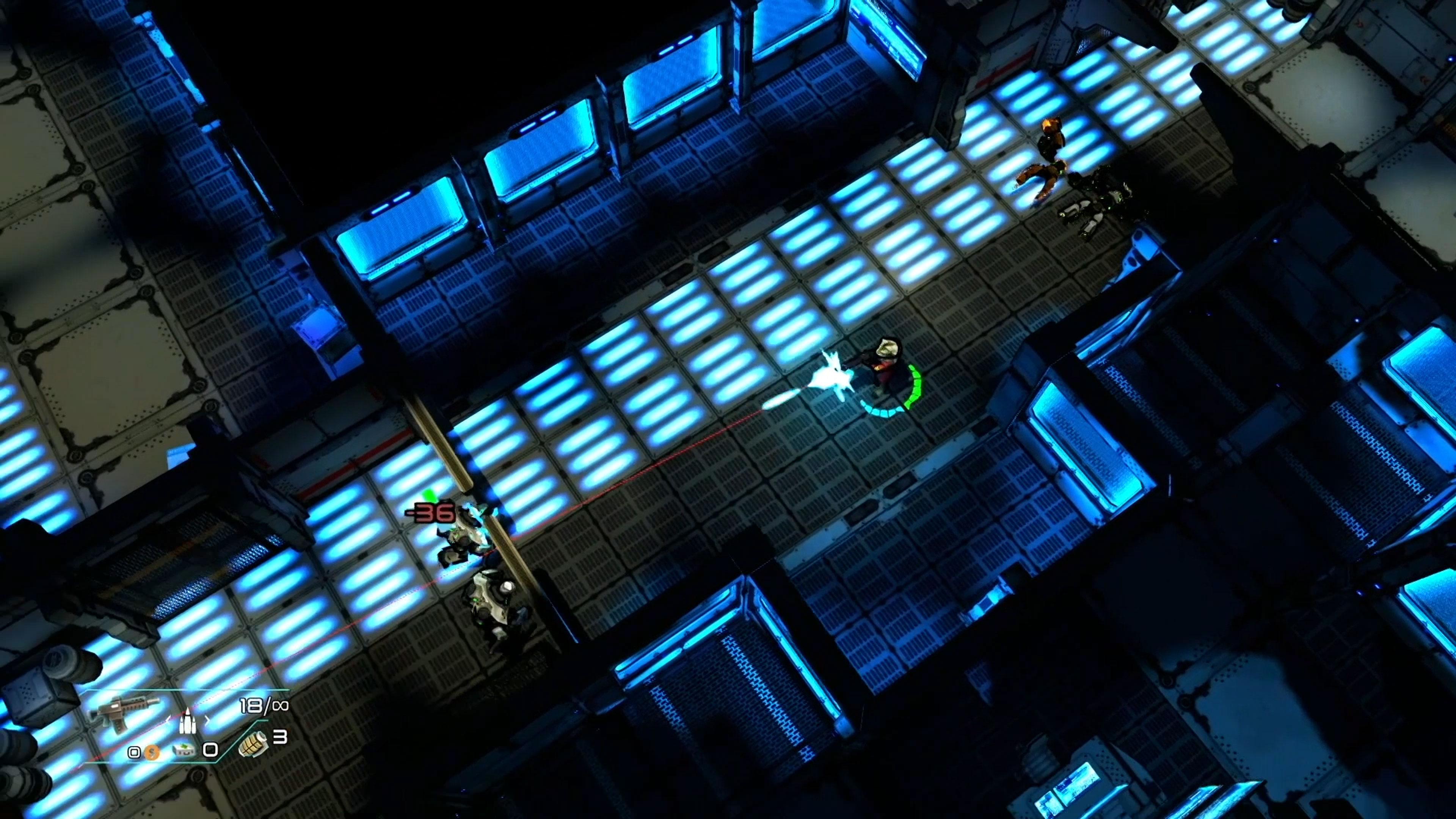 Скриншот №4 к Space Revenge