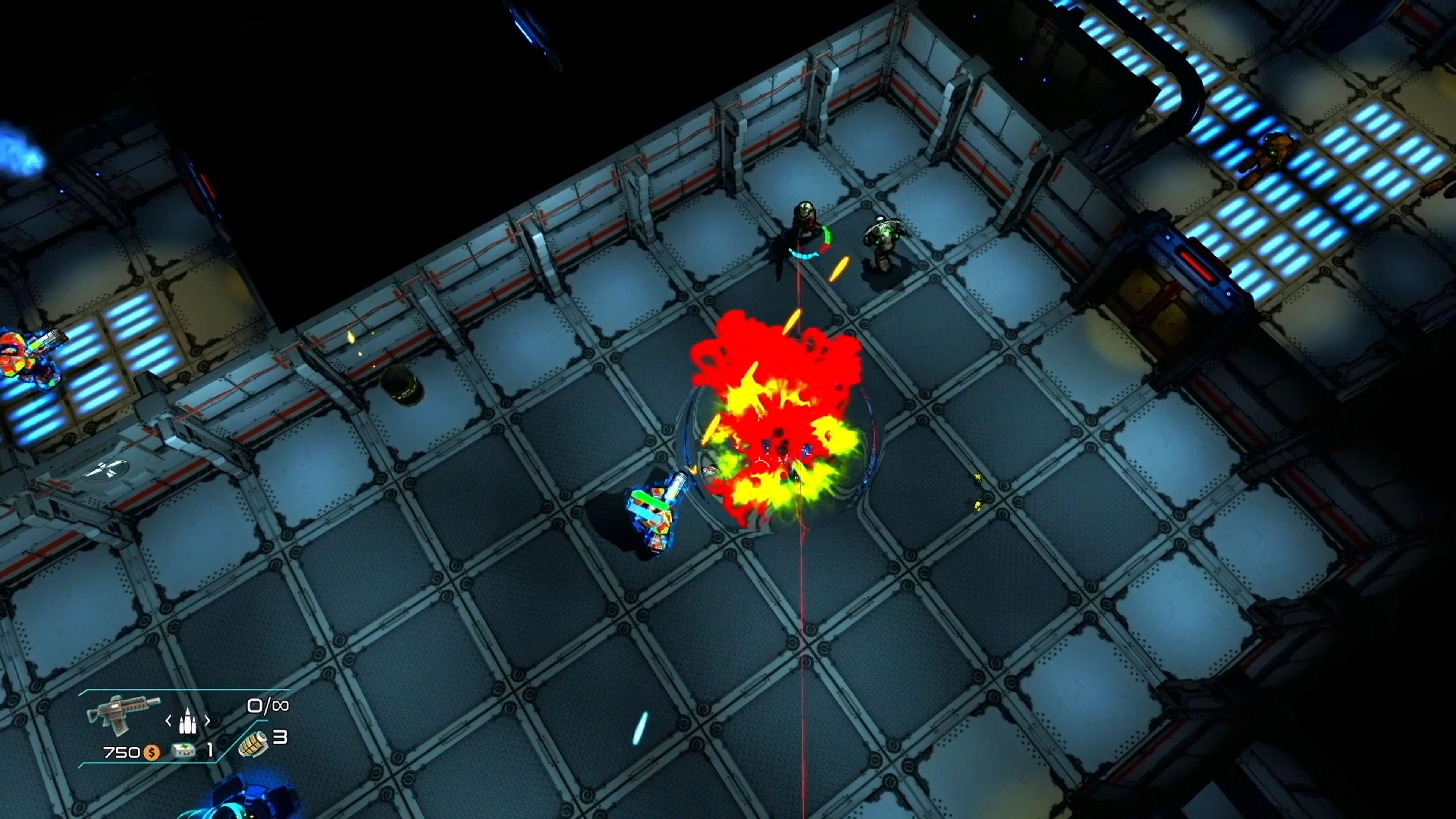Скриншот №6 к Space Revenge