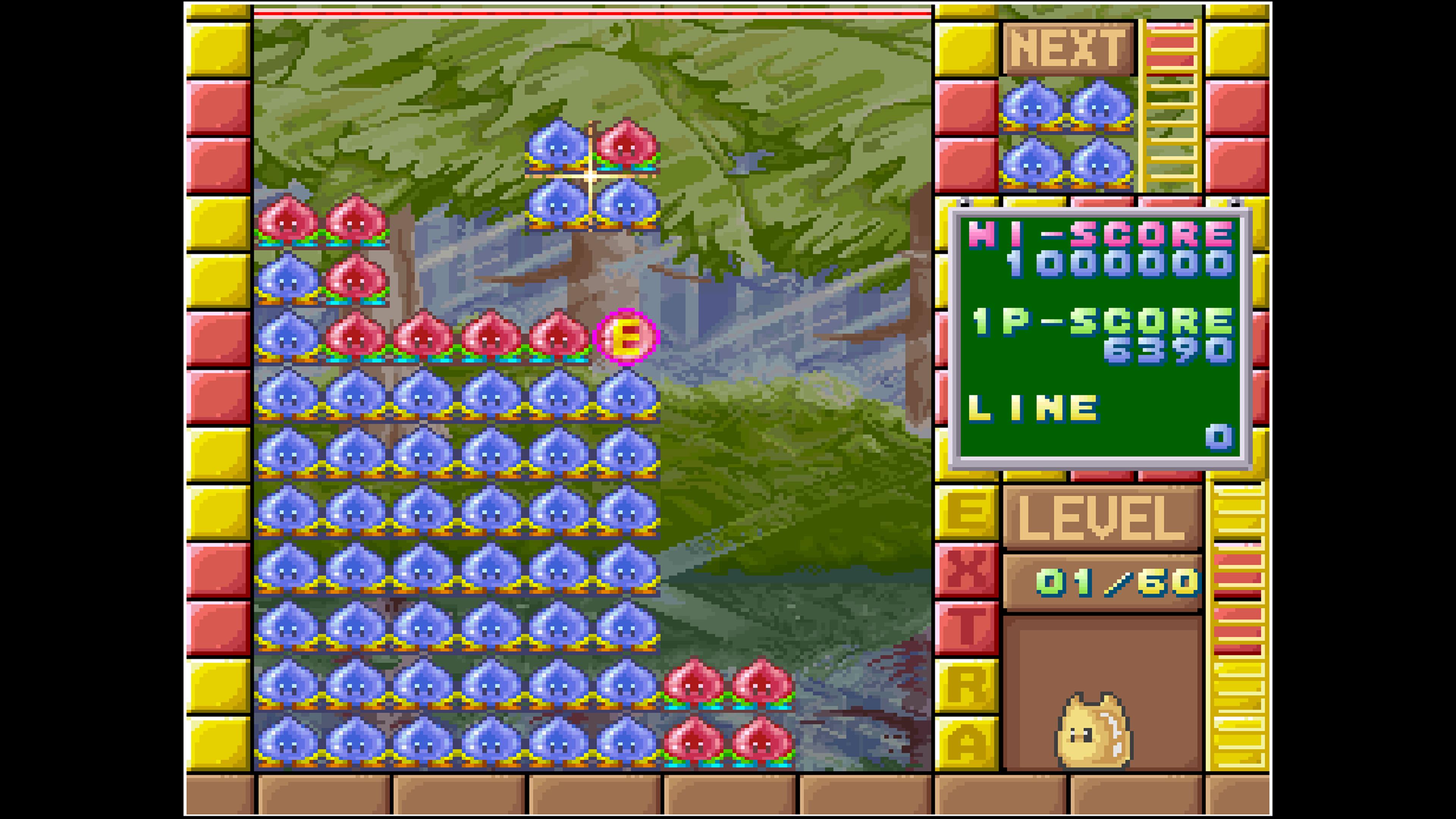 Скриншот №2 к Arcade Archives SOLDAM