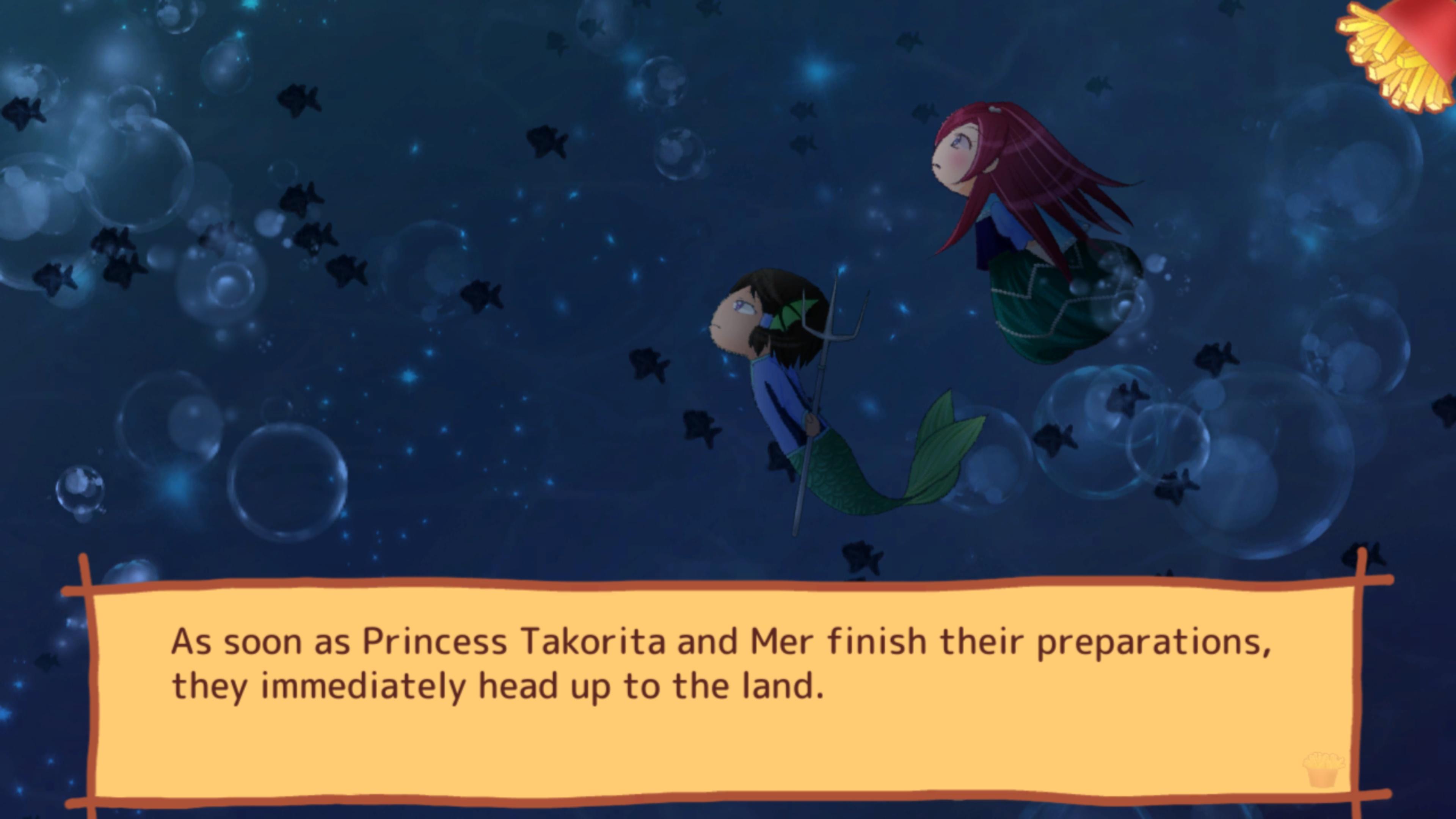Скриншот №4 к Takorita Meets Fries PS4 and PS5