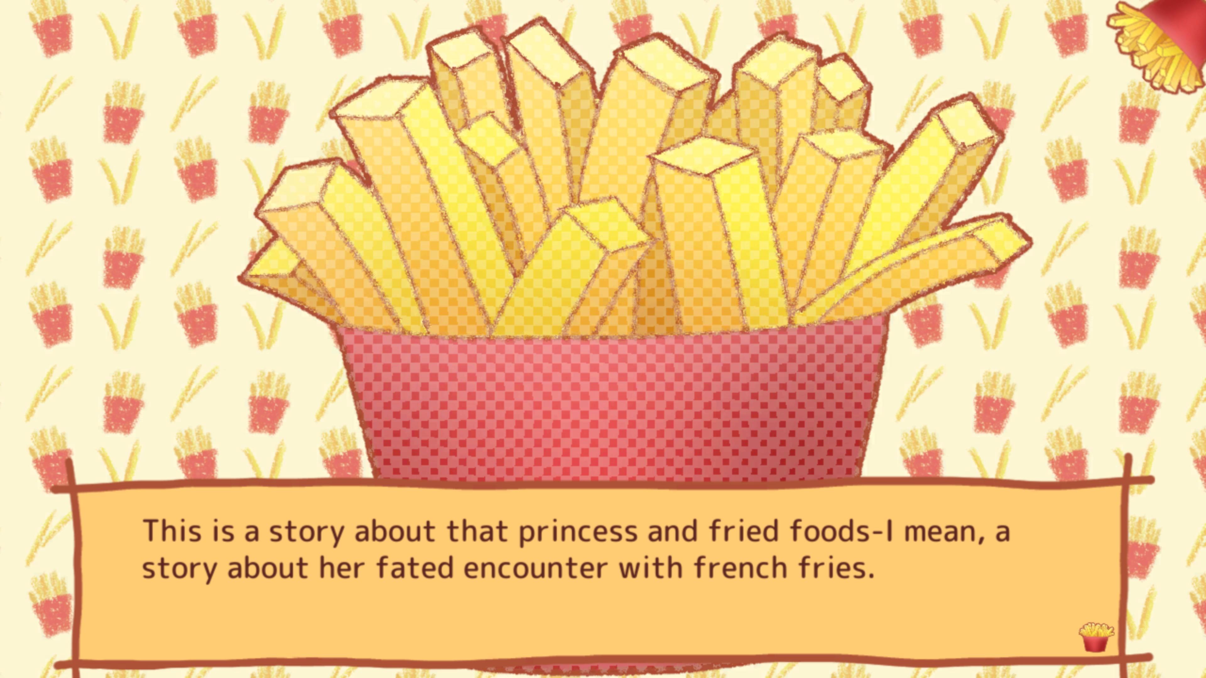 Скриншот №2 к Takorita Meets Fries PS4 and PS5