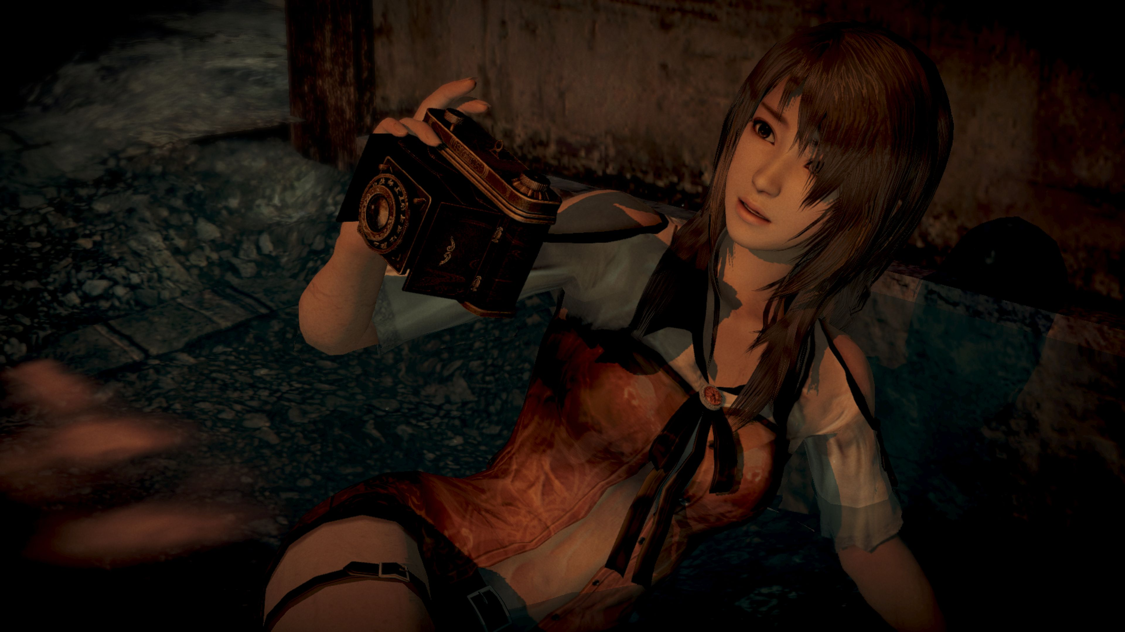Скриншот №6 к PROJECT ZERO MAIDEN OF BLACK WATER PS4 and PS5