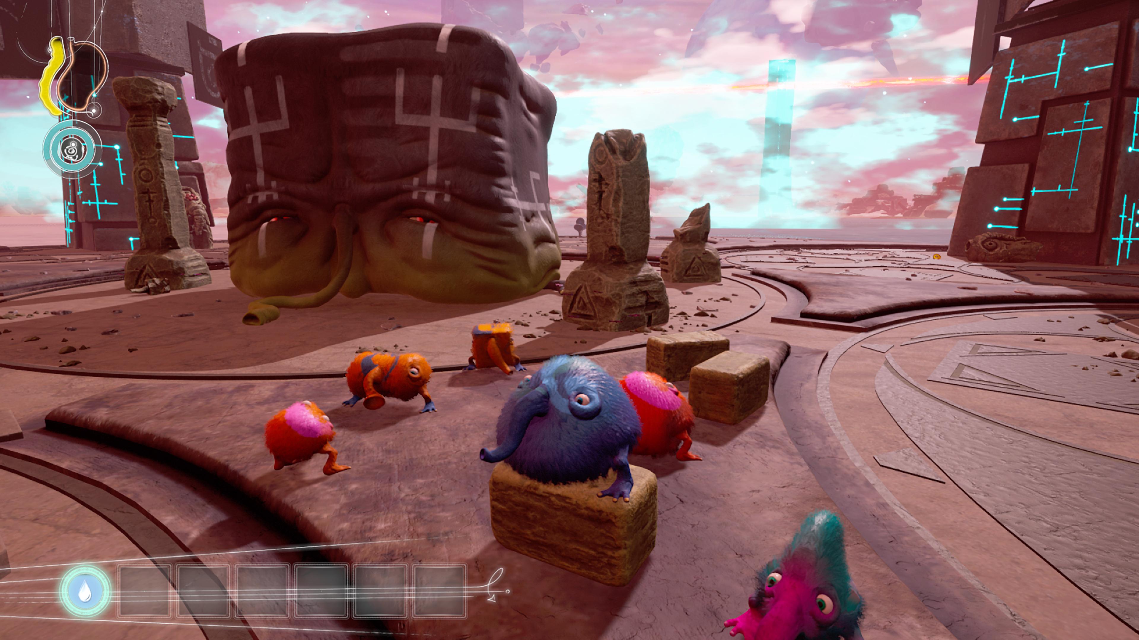 Скриншот №3 к The Eternal Cylinder