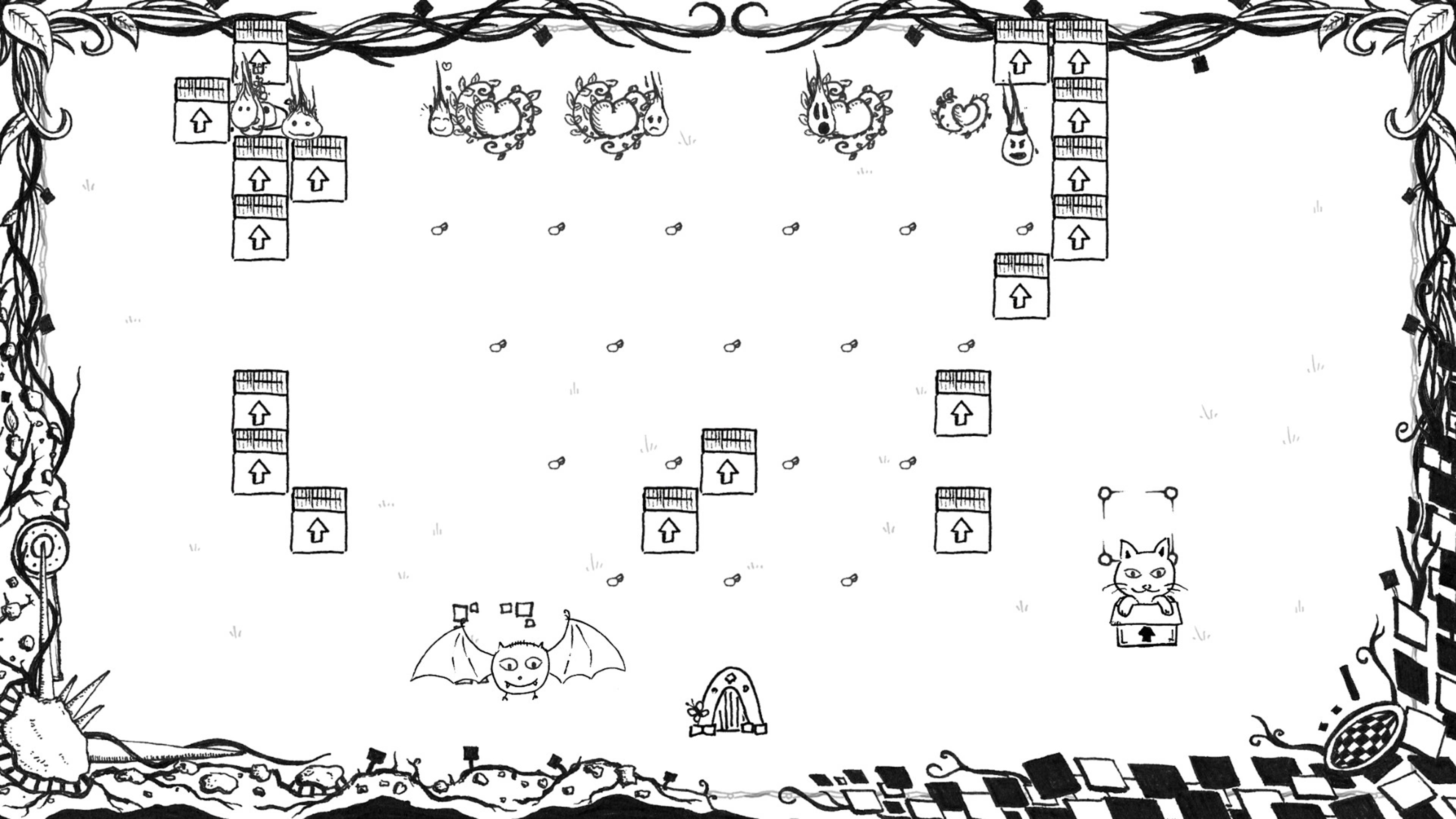 Скриншот №4 к Catty and Batty The Spirit Guide