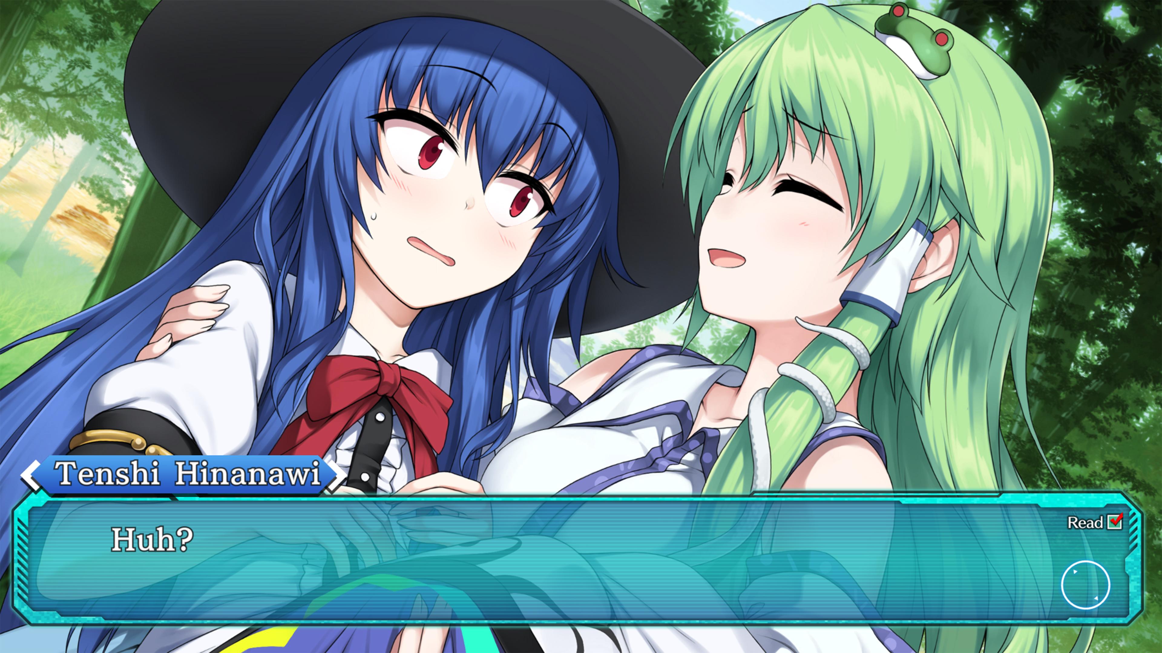 Скриншот №6 к Touhou Genso Wanderer -Lotus Labyrinth R-