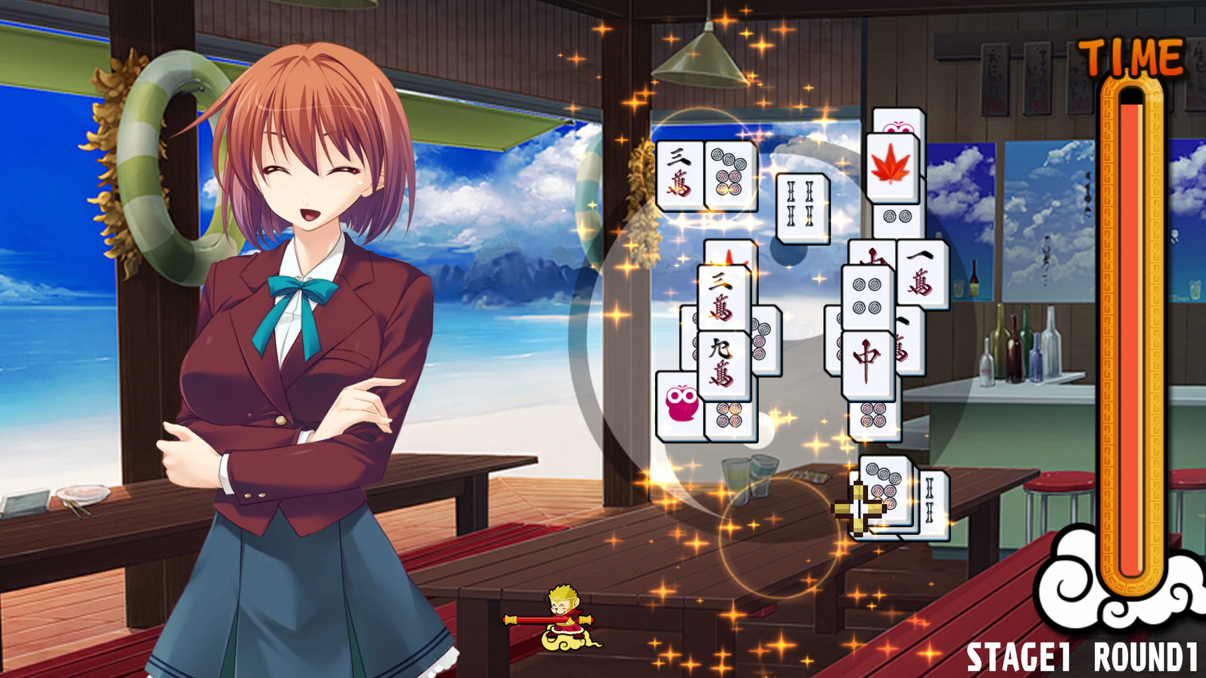 Скриншот №9 к Pretty Girls Mahjong Solitaire PS4 and PS5