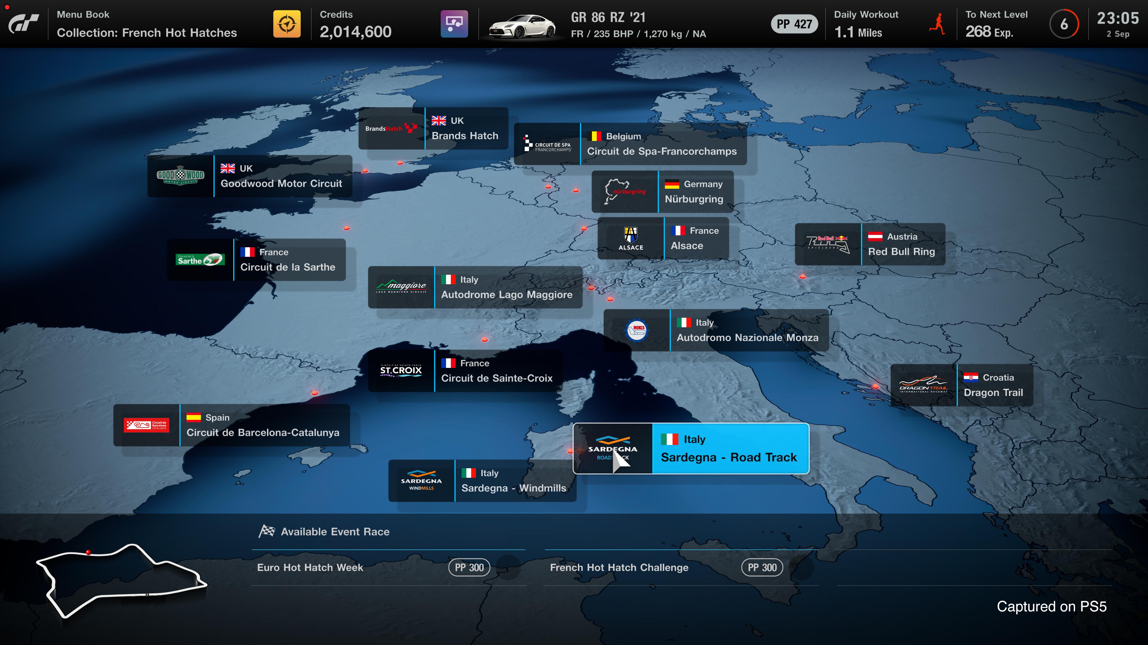 Скриншот №3 к Gran Turismo 7