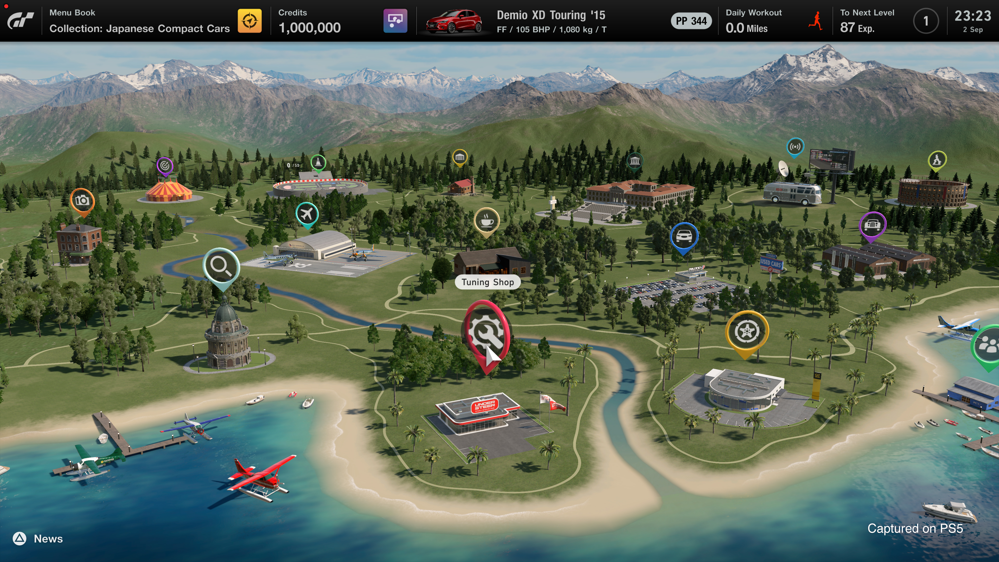 Скриншот №4 к Gran Turismo 7