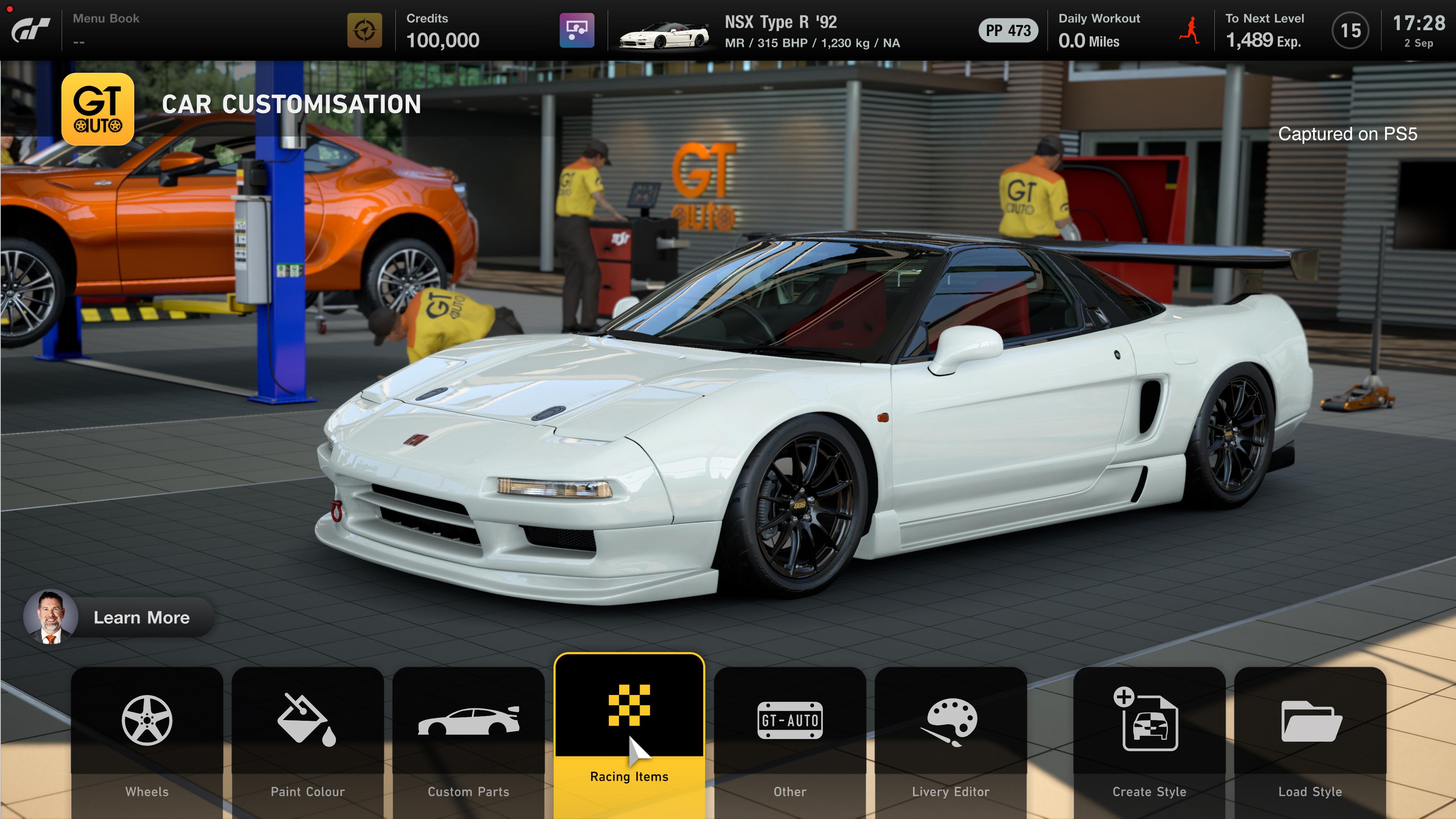 Скриншот №9 к Gran Turismo 7