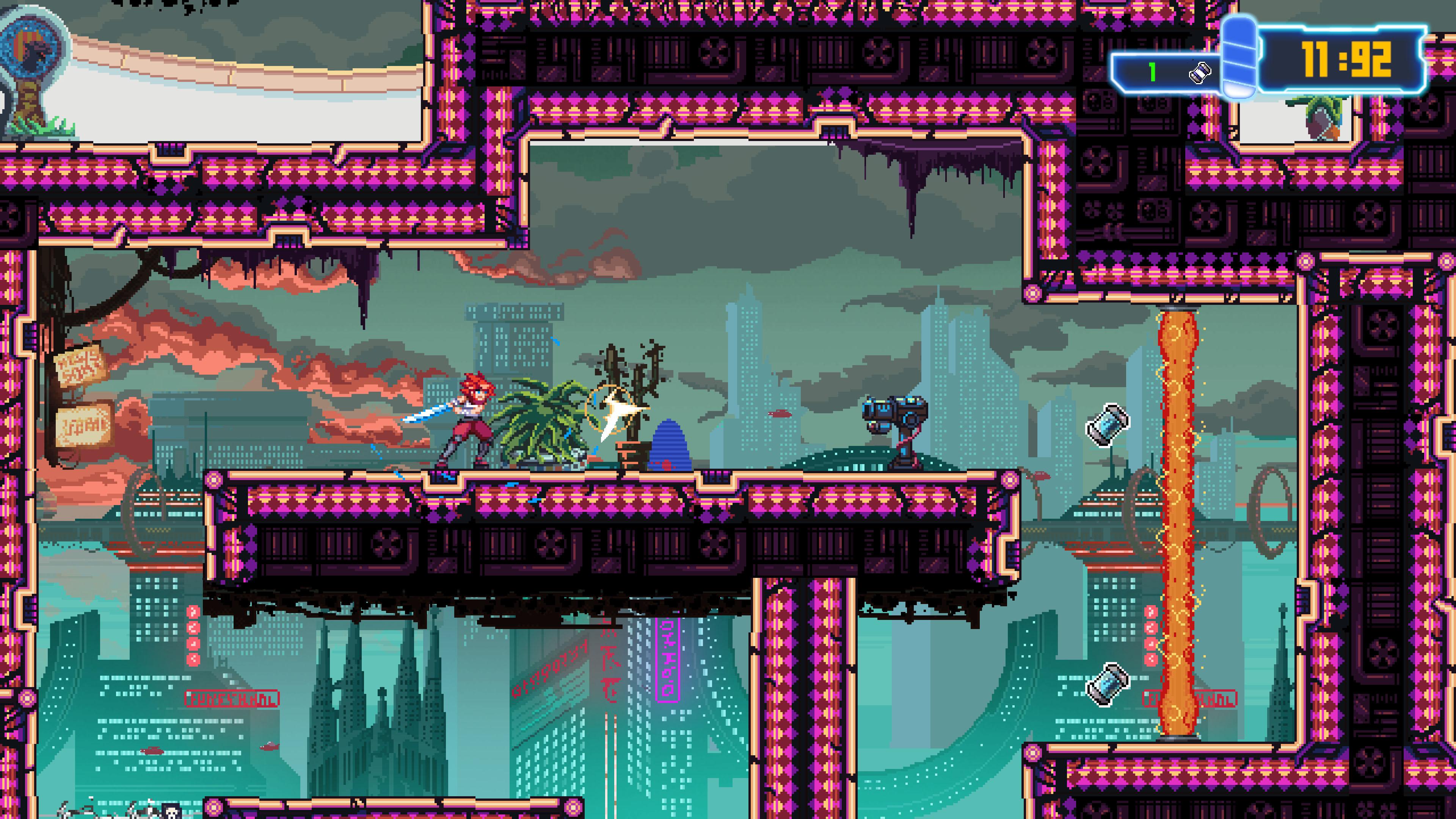 Скриншот №4 к Aeon Drive