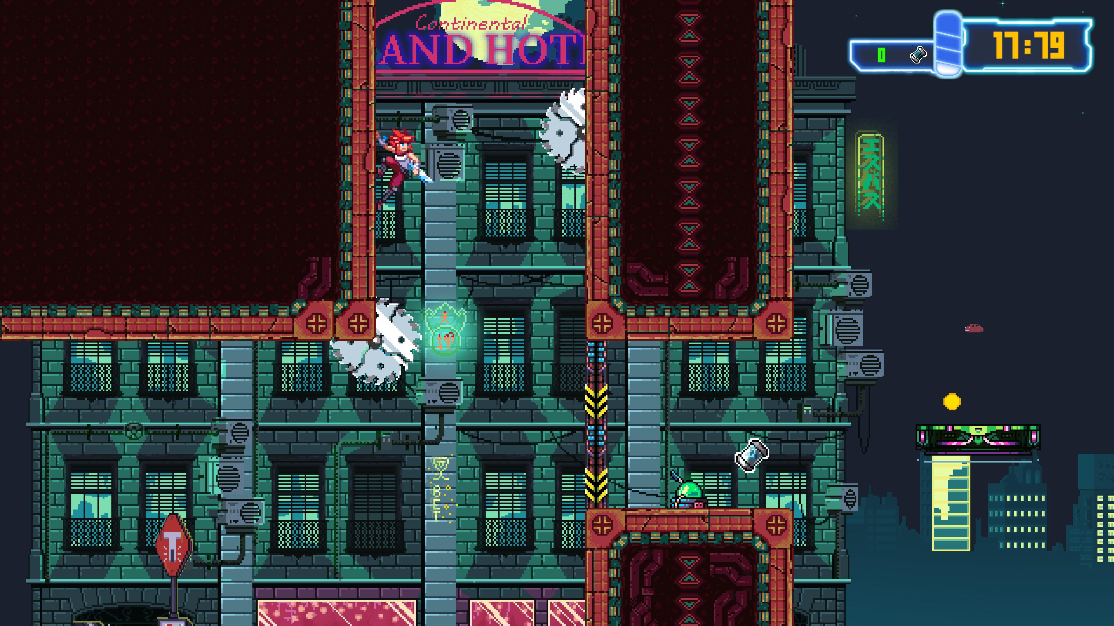 Скриншот №5 к Aeon Drive