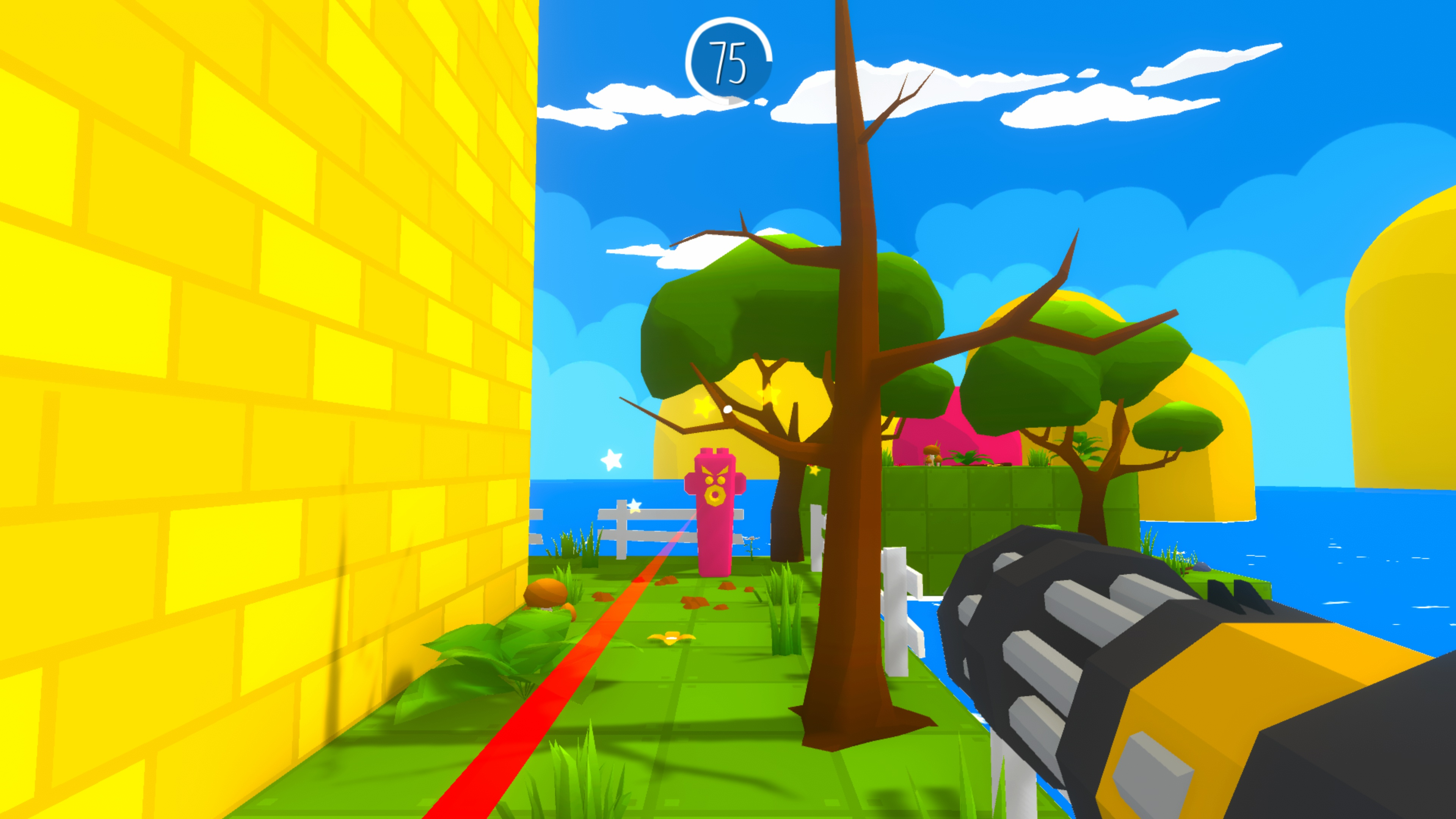 Скриншот №3 к Bouncy Bullets 2 PS4 and PS5