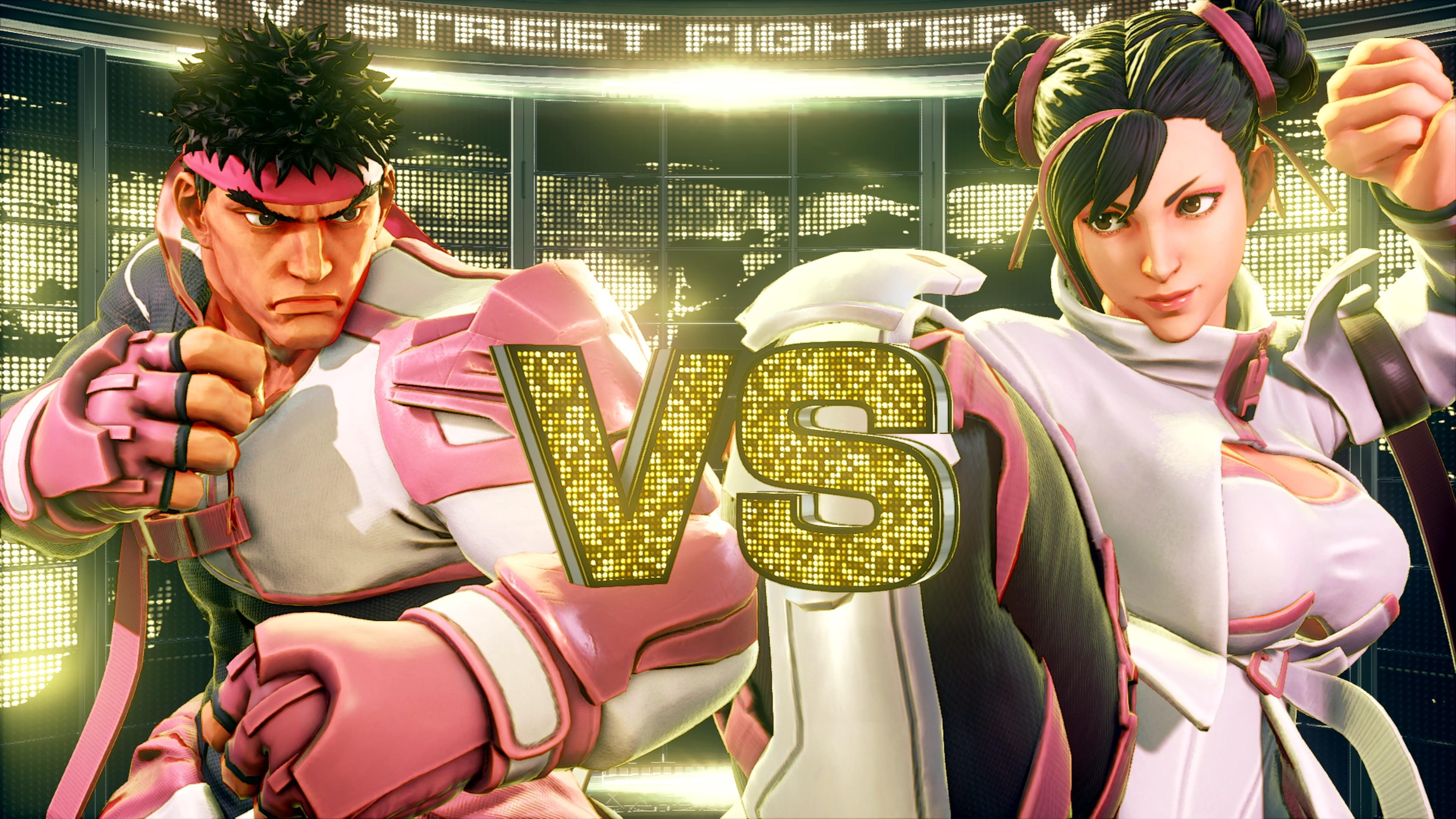 Скриншот №3 к STREET FIGHTER V -  BCRF Pink Ribbon Bundle