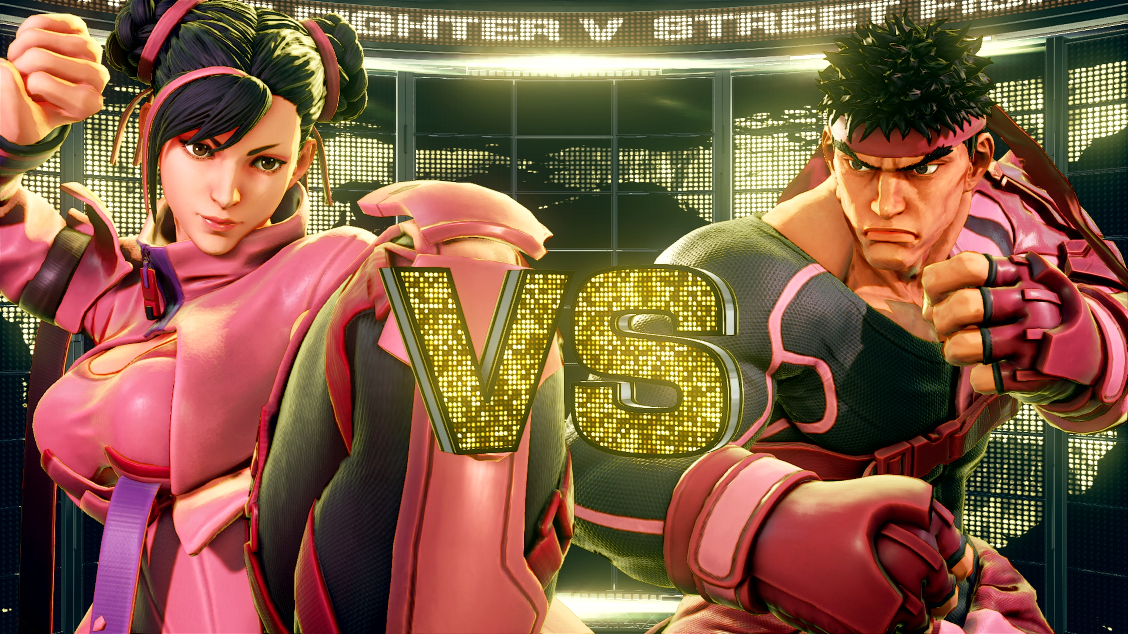 Скриншот №1 к STREET FIGHTER V -  BCRF Pink Ribbon Bundle