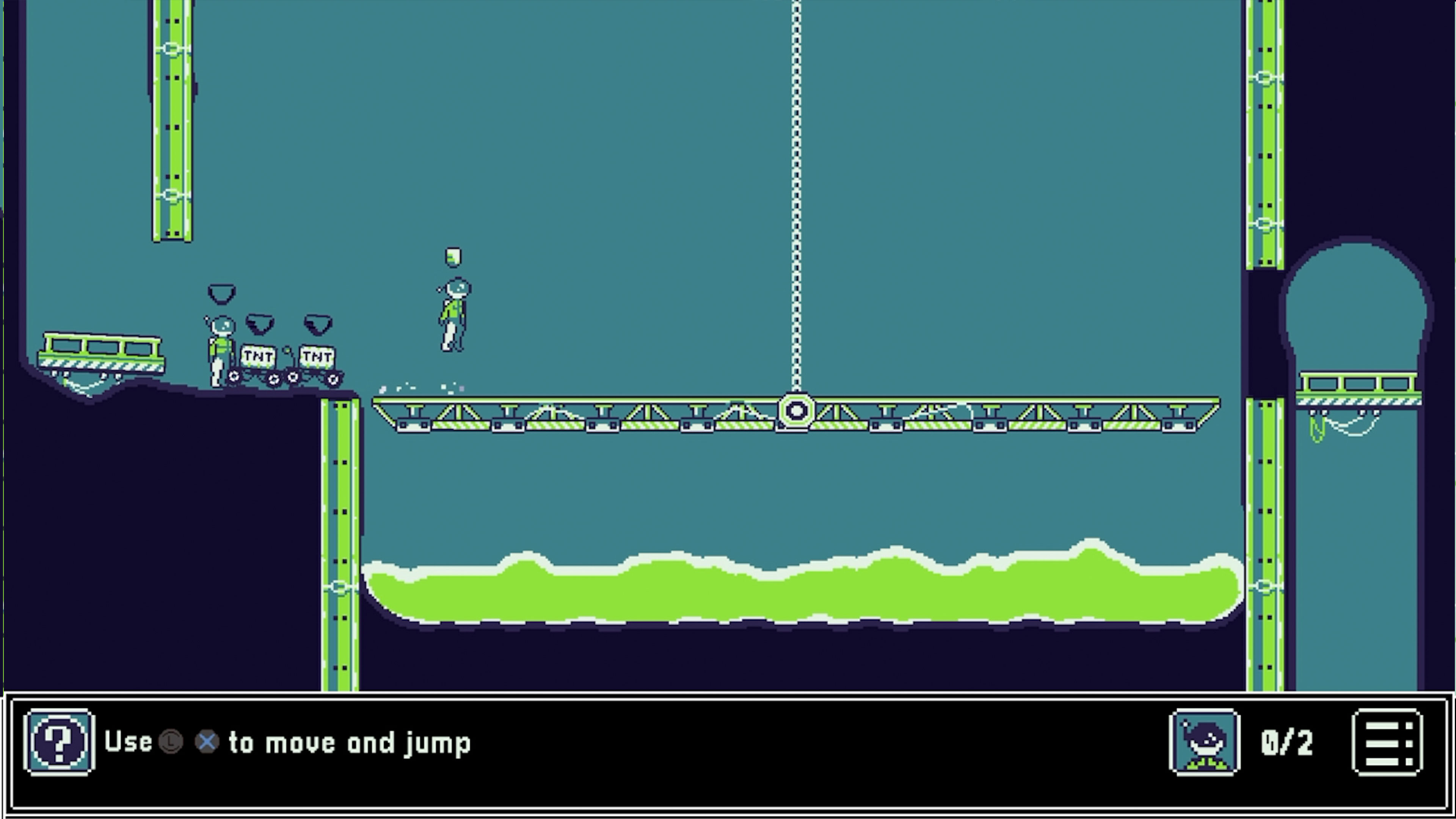Скриншот №6 к Underland