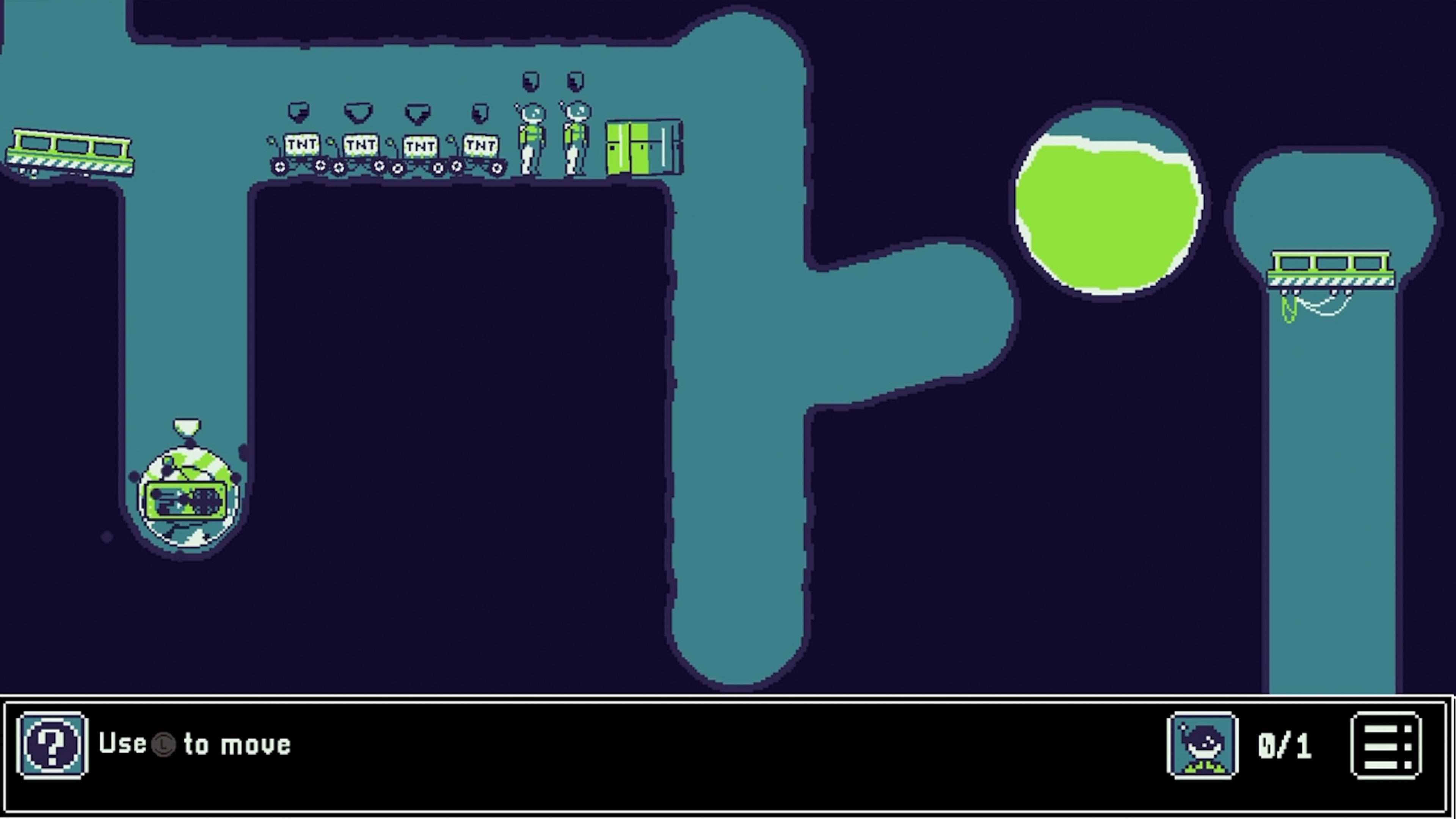 Скриншот №2 к Underland