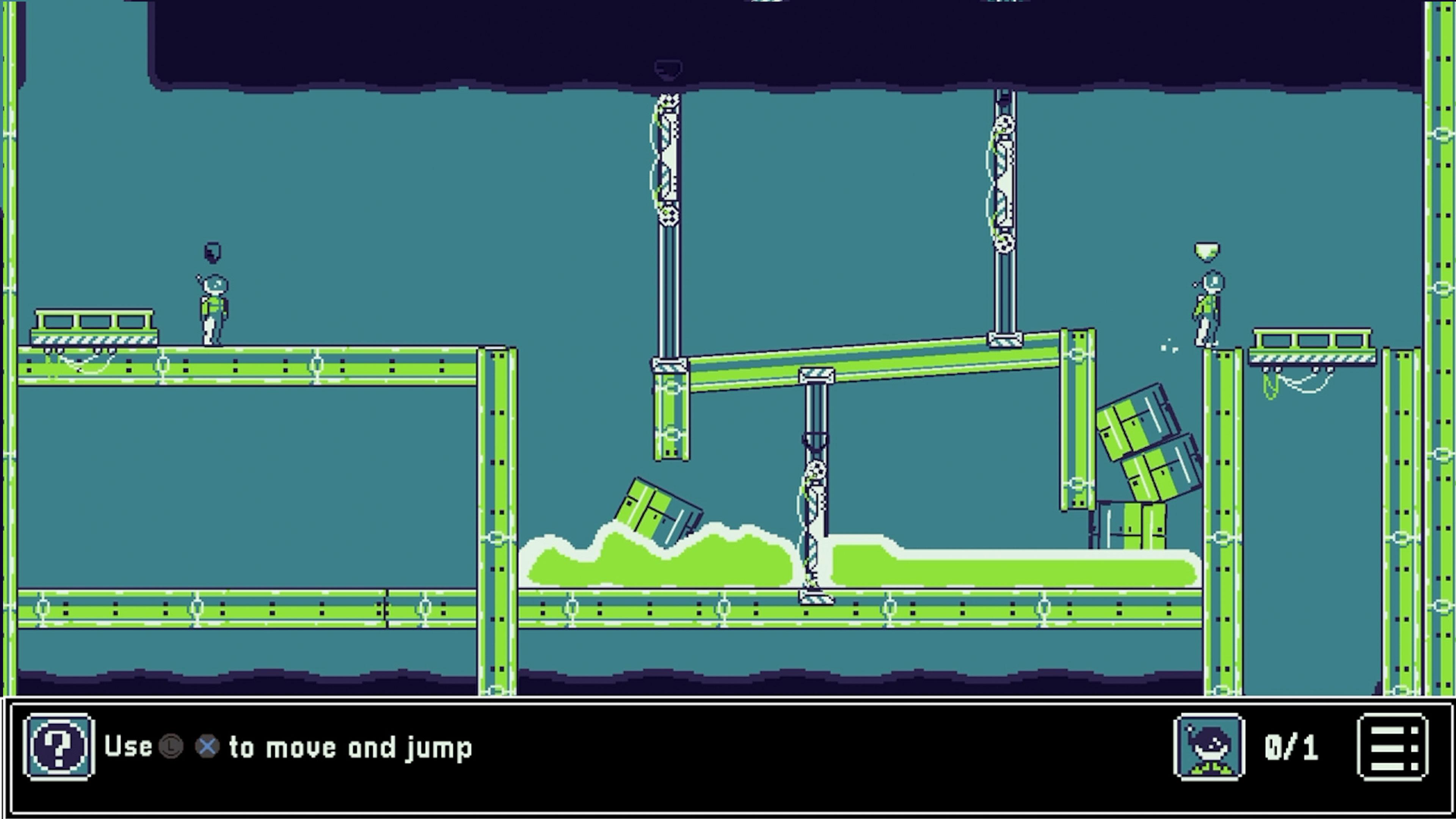 Скриншот №4 к Underland