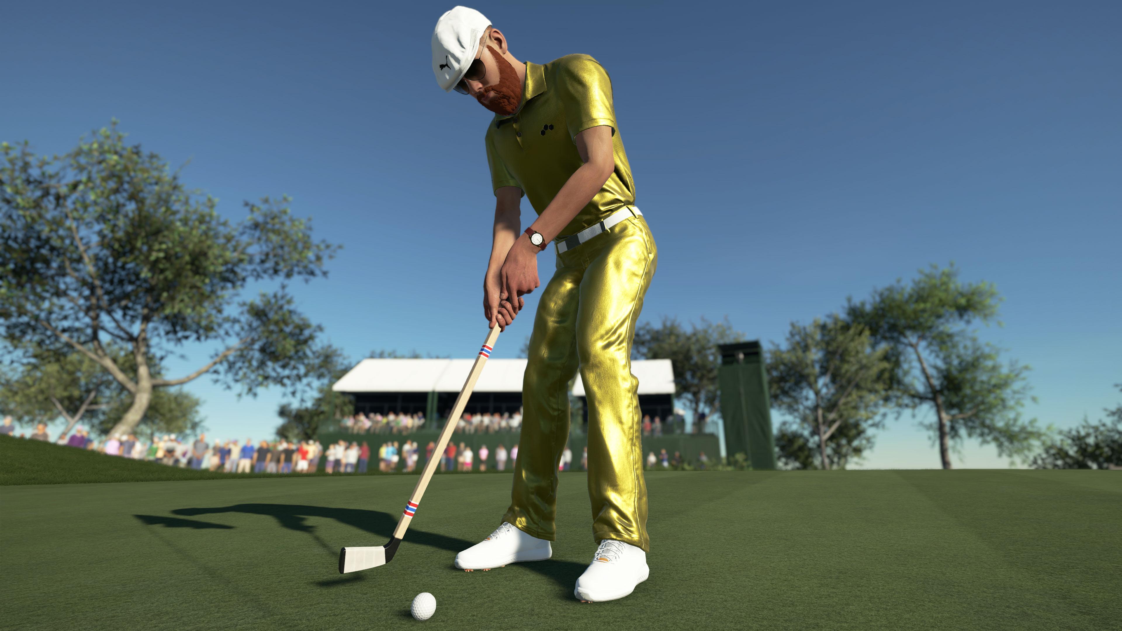 Скриншот №7 к PGA TOUR 2K21 Baller Edition