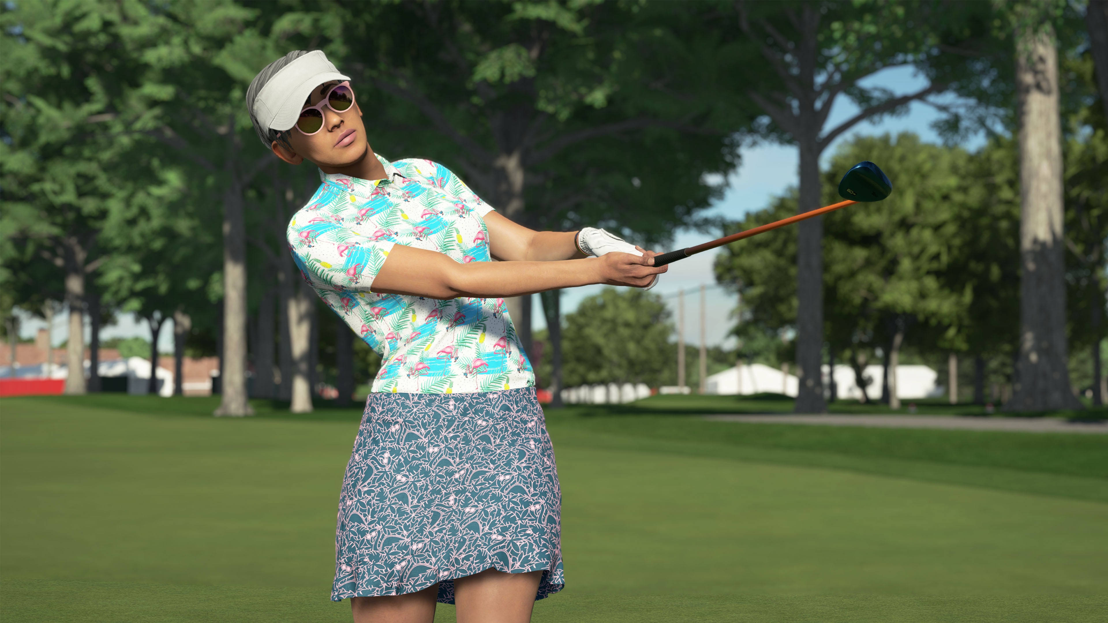 Скриншот №9 к PGA TOUR 2K21 Baller Edition