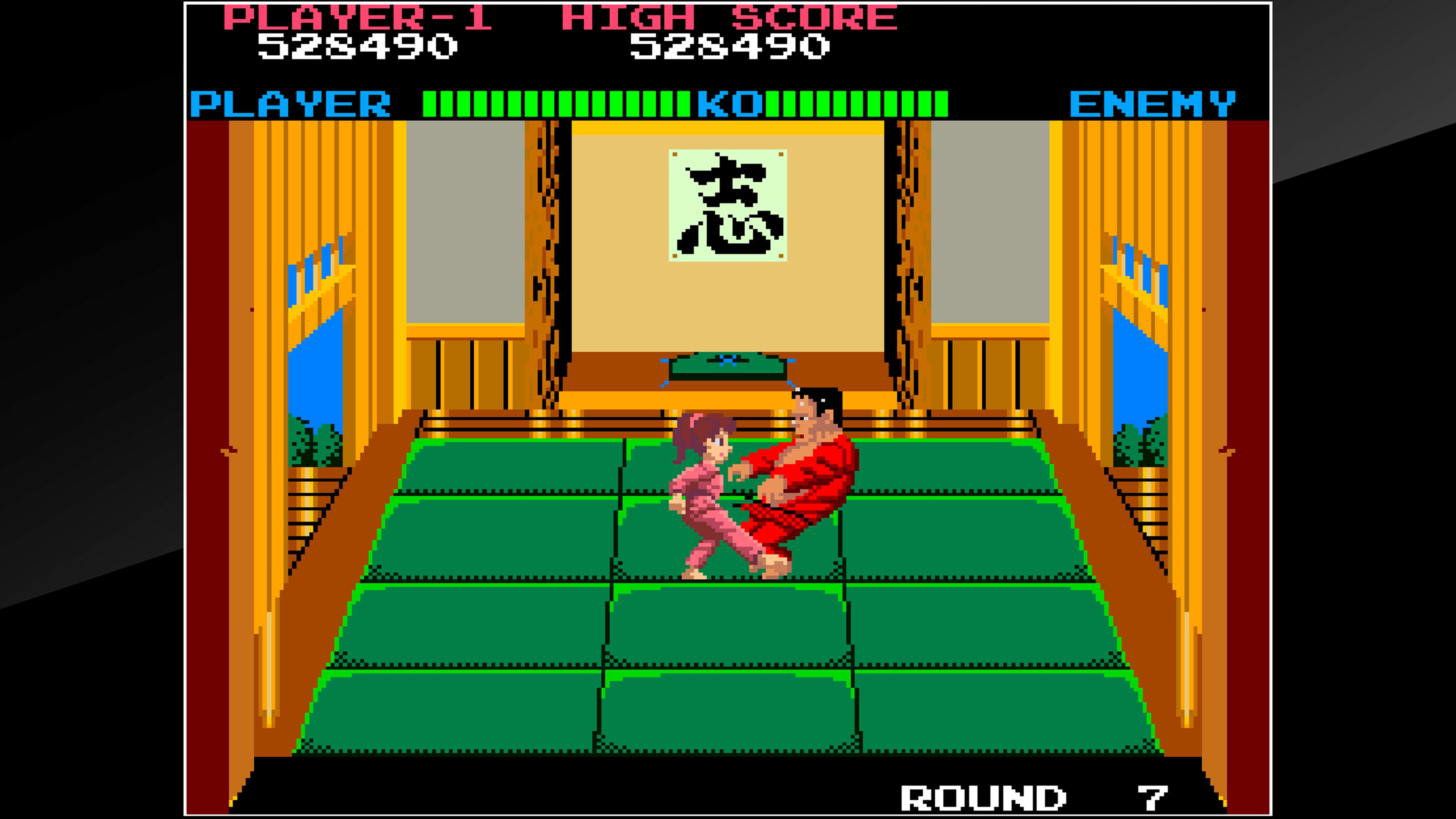 Скриншот №10 к Arcade Archives TYPHOON GAL