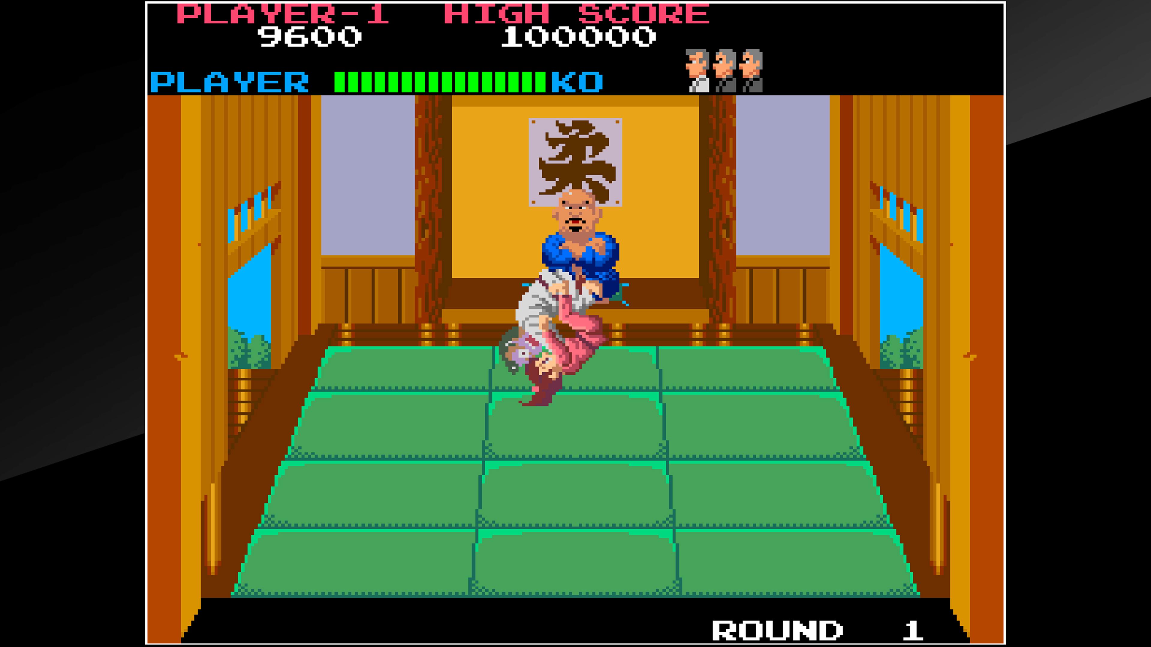 Скриншот №2 к Arcade Archives TYPHOON GAL
