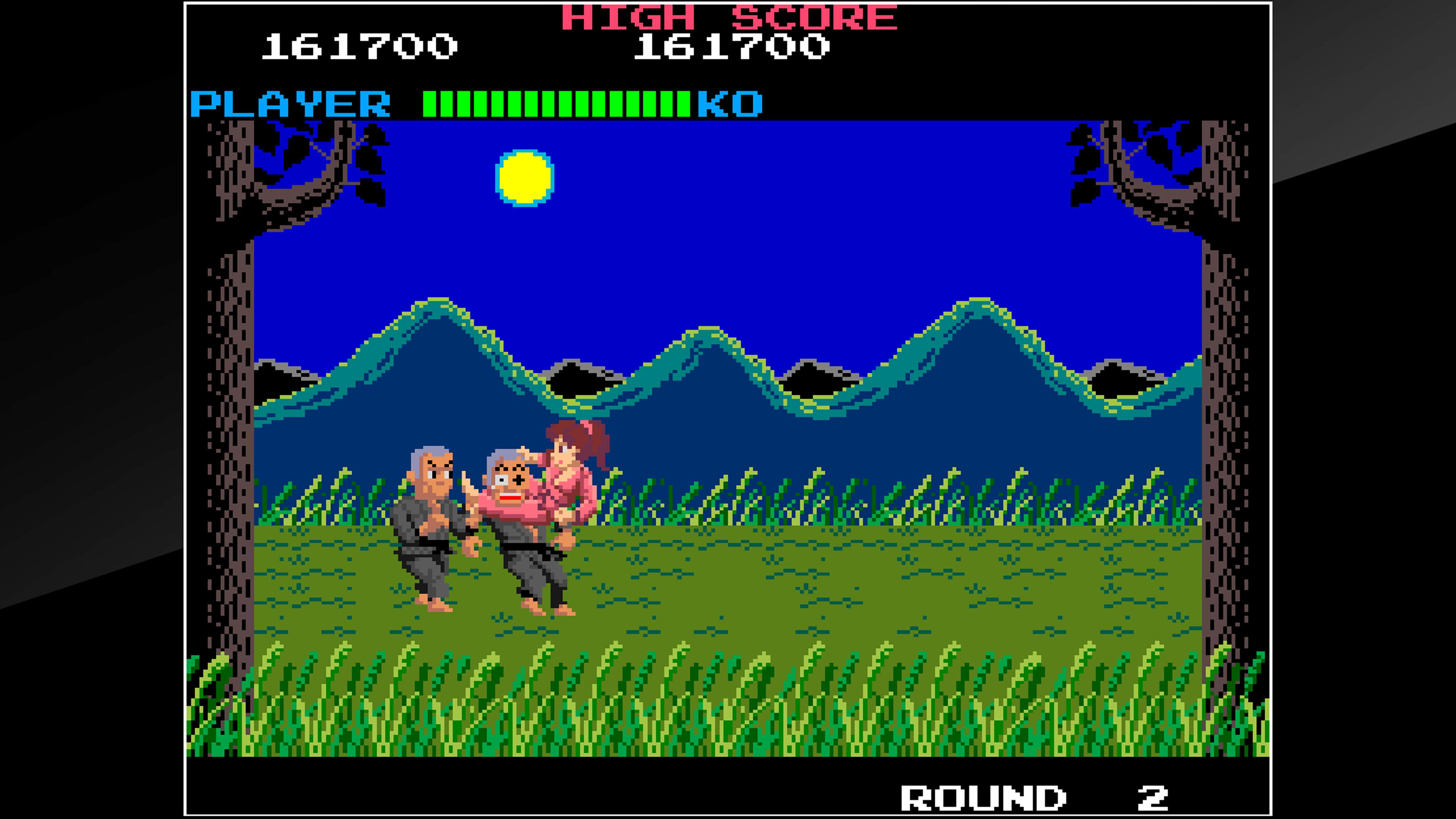 Скриншот №3 к Arcade Archives TYPHOON GAL