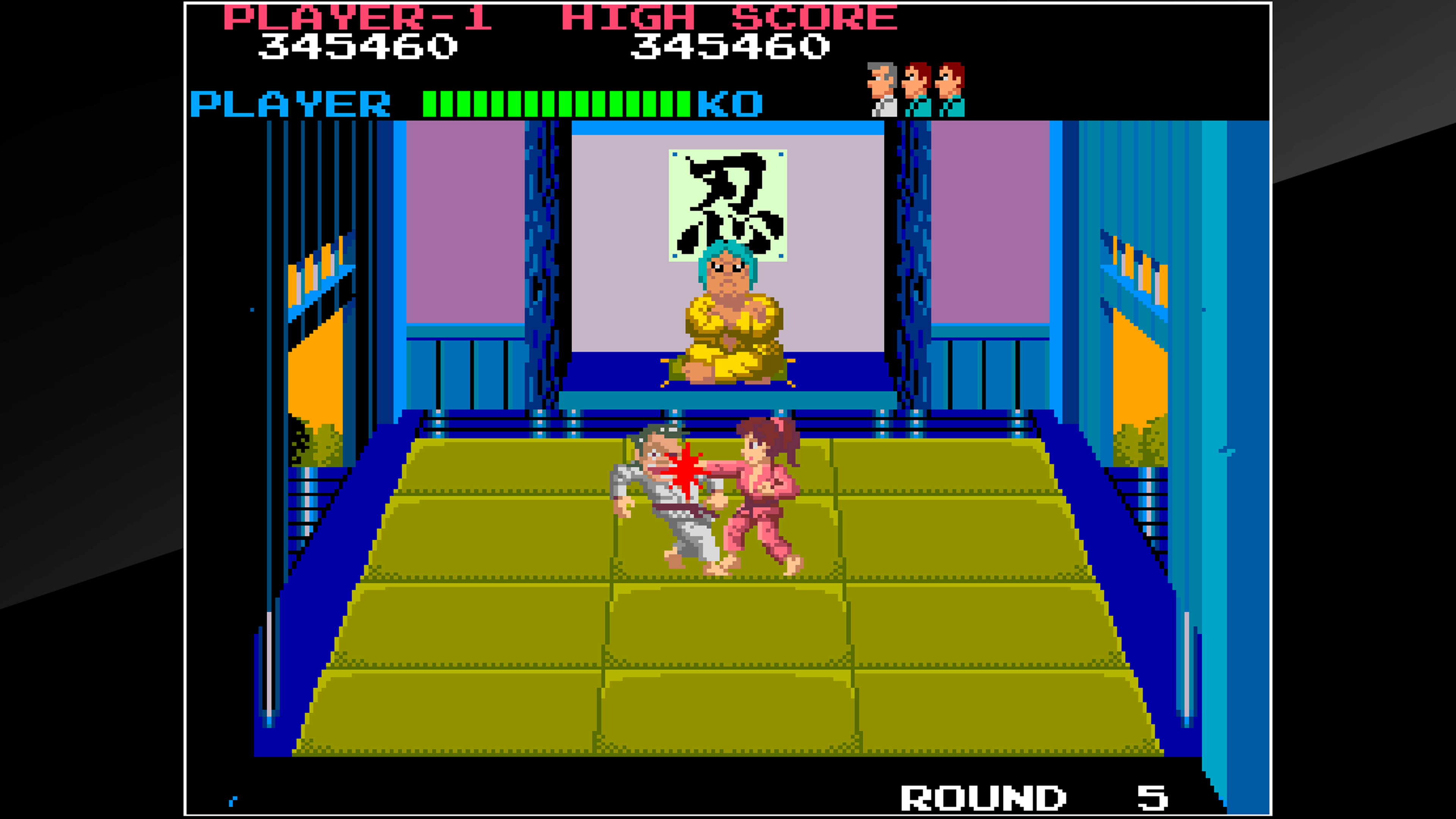 Скриншот №7 к Arcade Archives TYPHOON GAL
