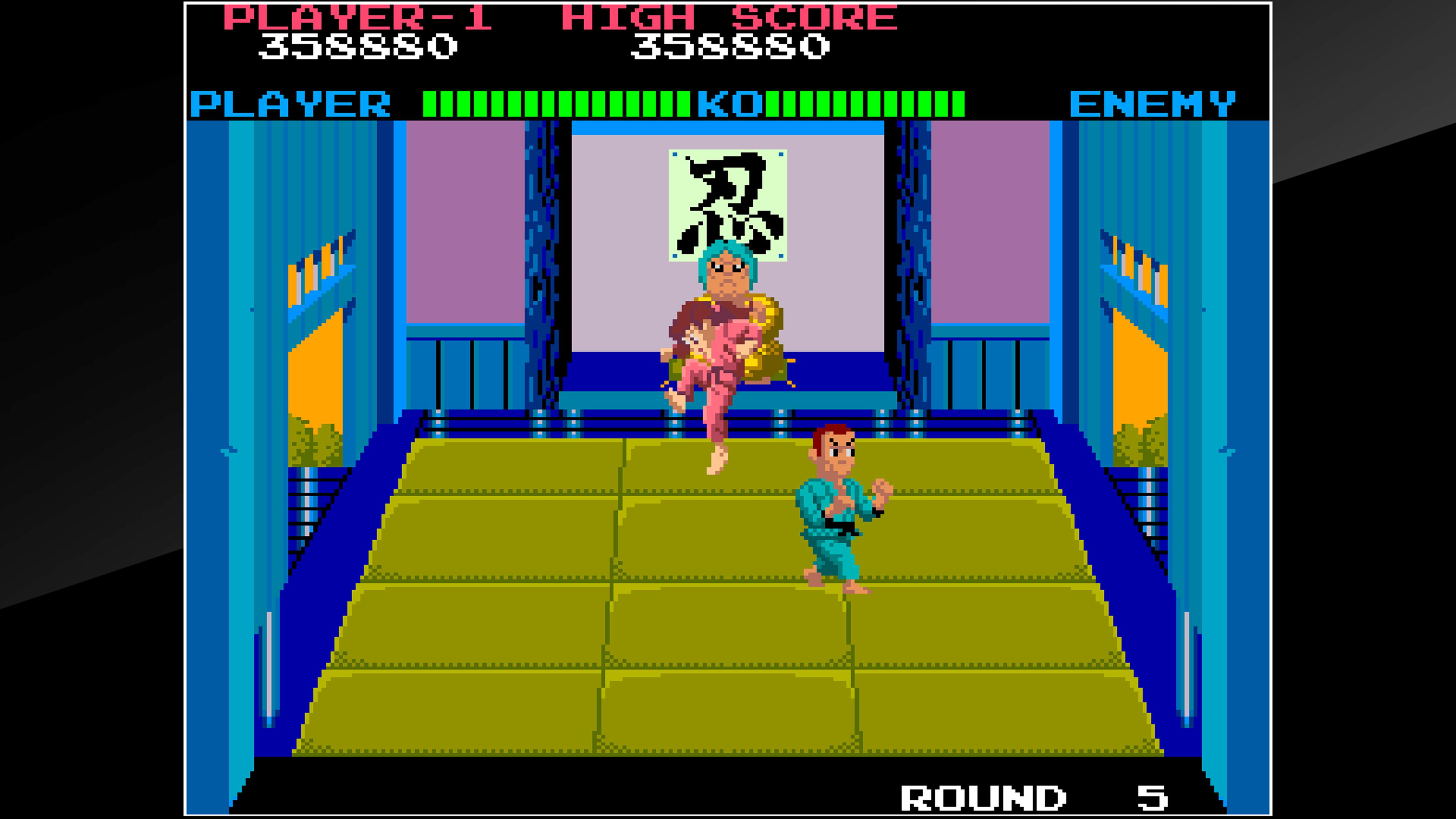 Скриншот №8 к Arcade Archives TYPHOON GAL