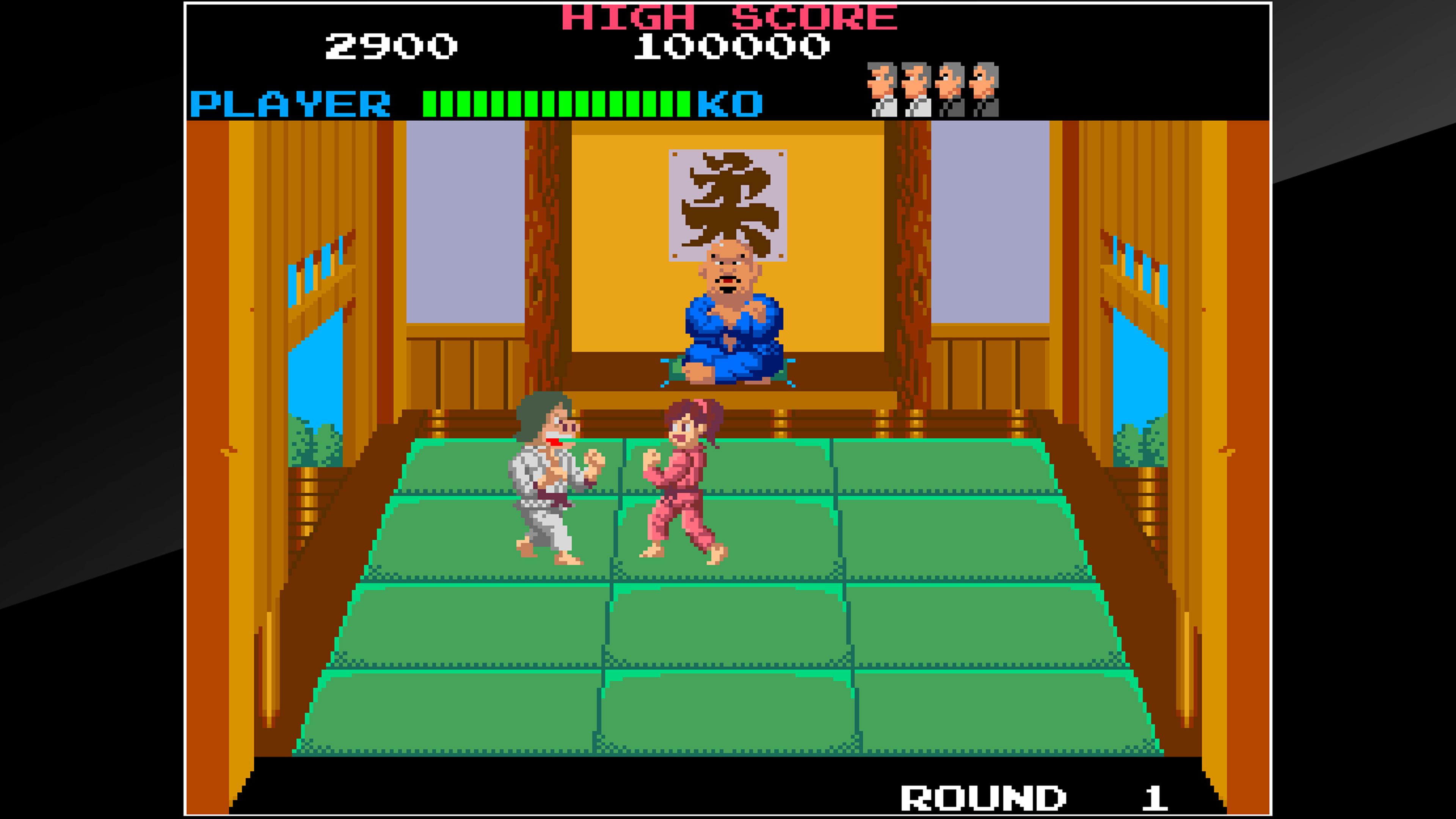 Скриншот №1 к Arcade Archives TYPHOON GAL
