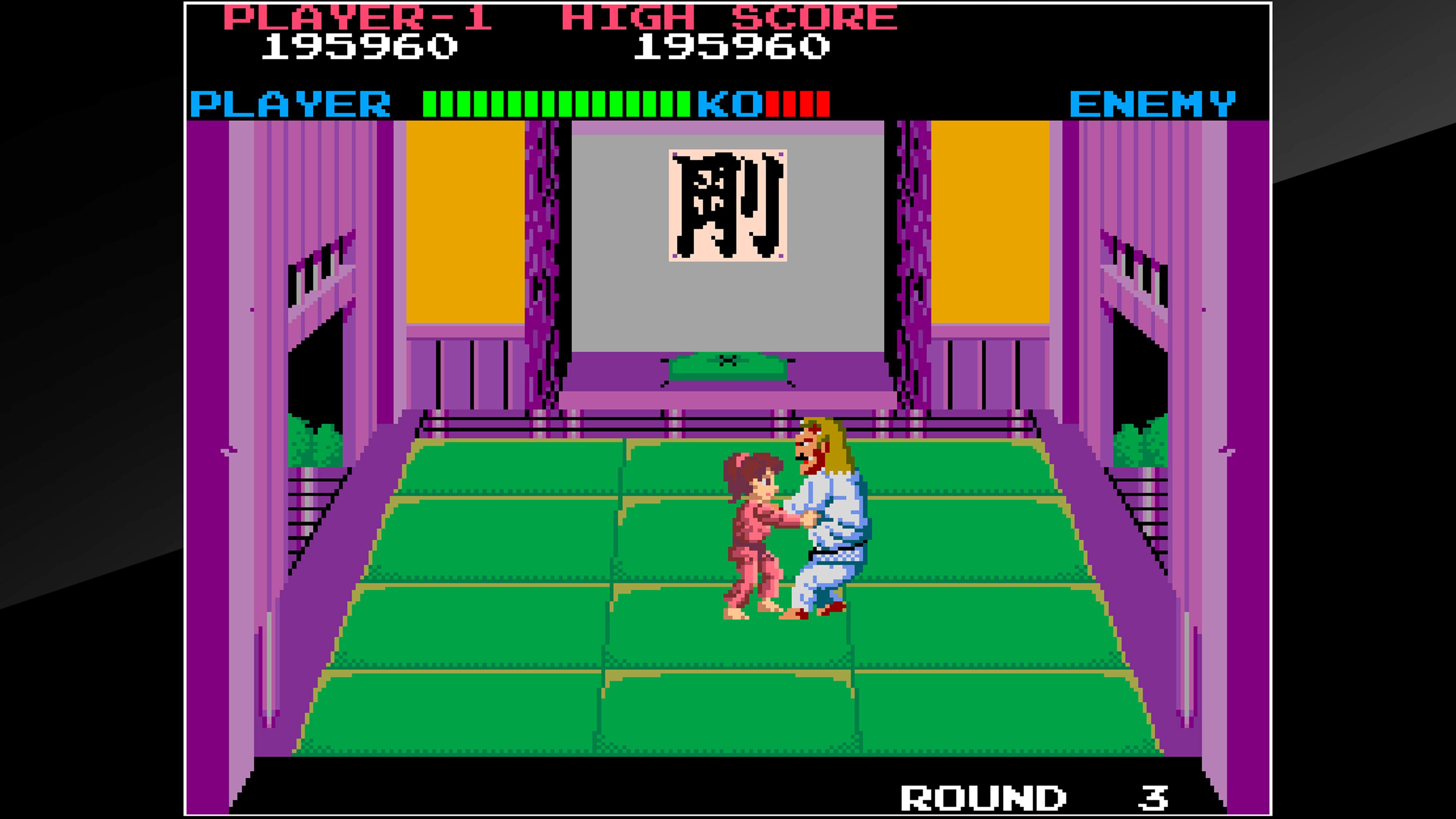 Скриншот №5 к Arcade Archives TYPHOON GAL