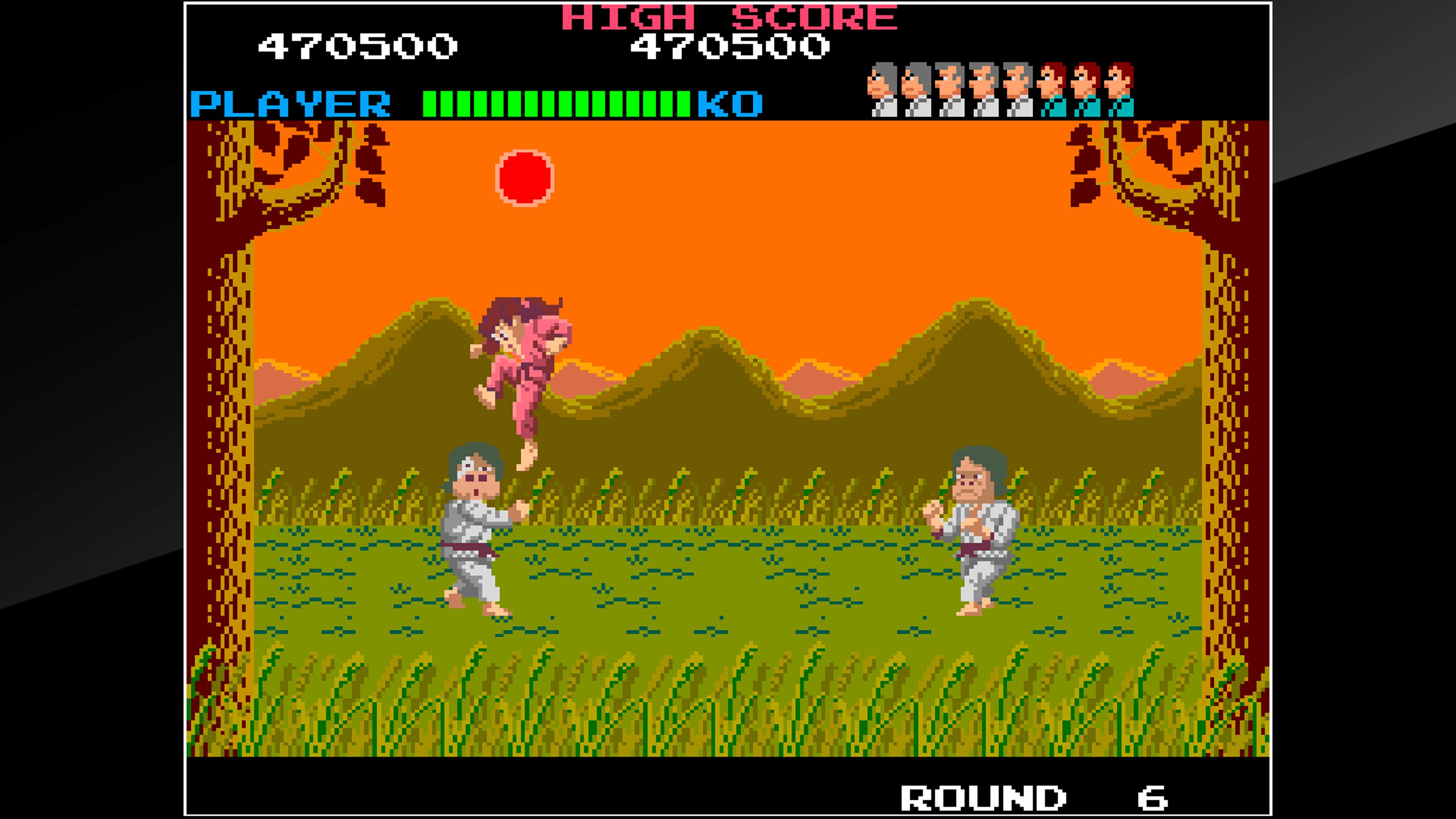 Скриншот №9 к Arcade Archives TYPHOON GAL