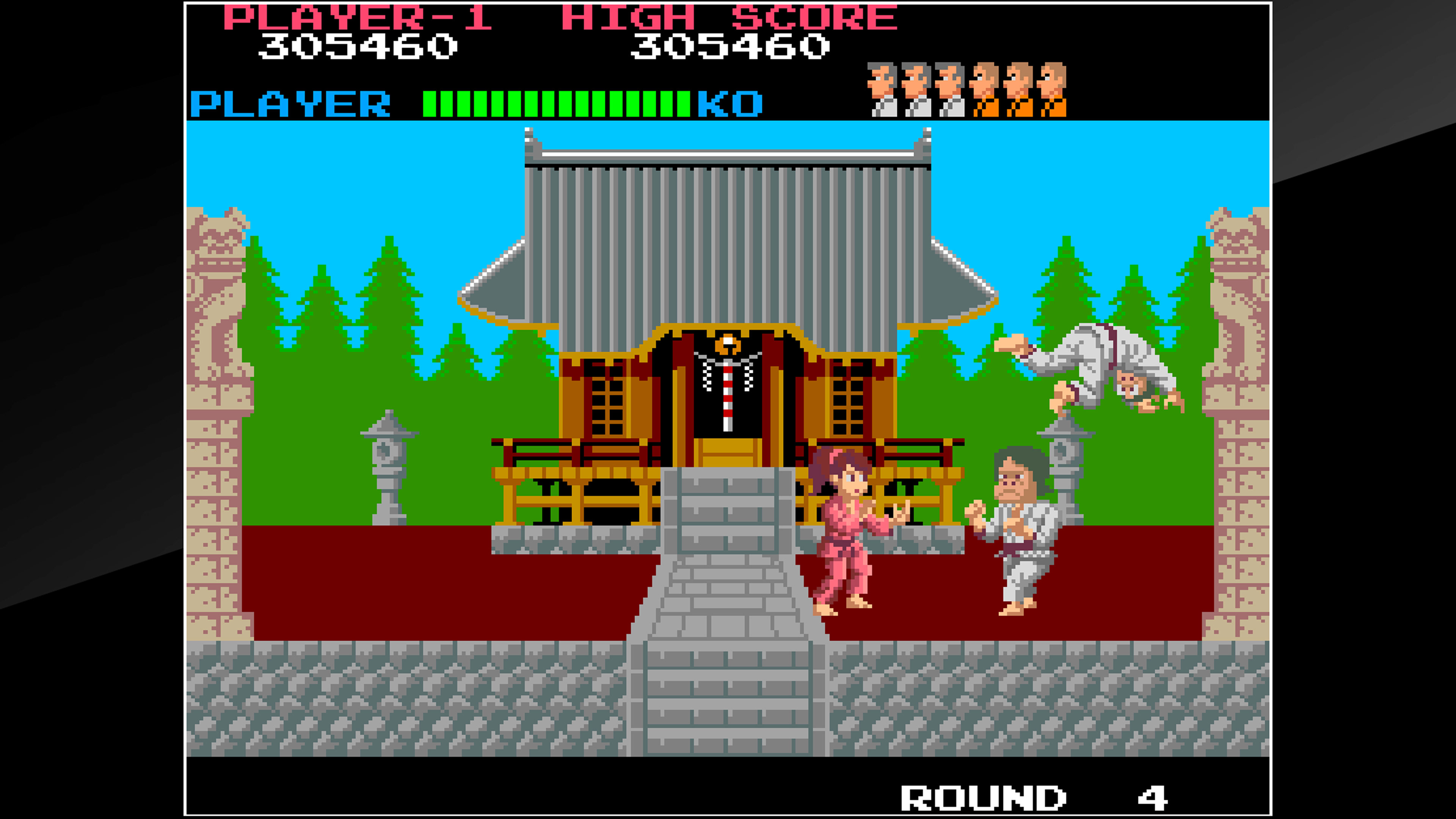Скриншот №6 к Arcade Archives TYPHOON GAL