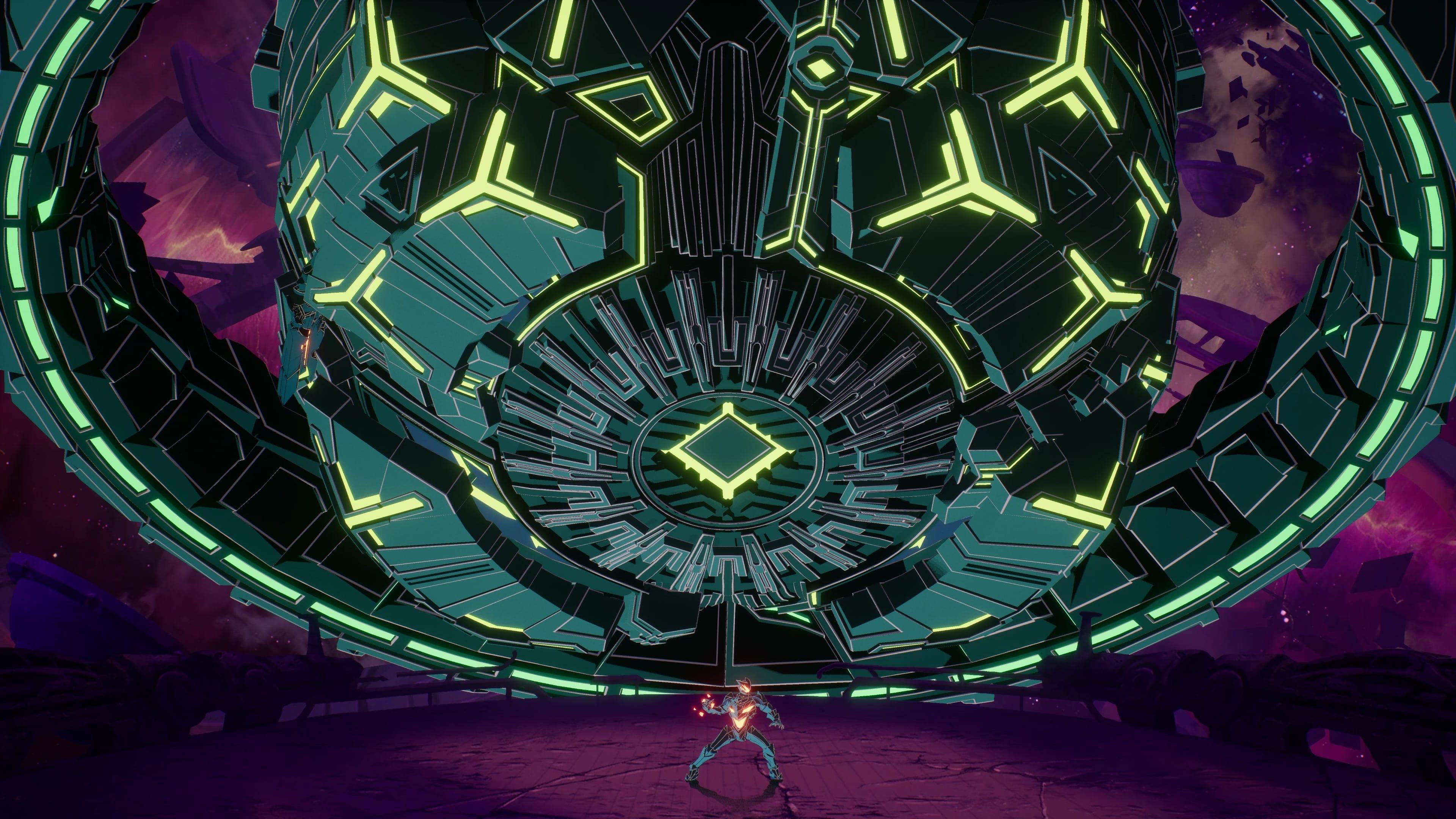 Скриншот №2 к Aeon Must Die!