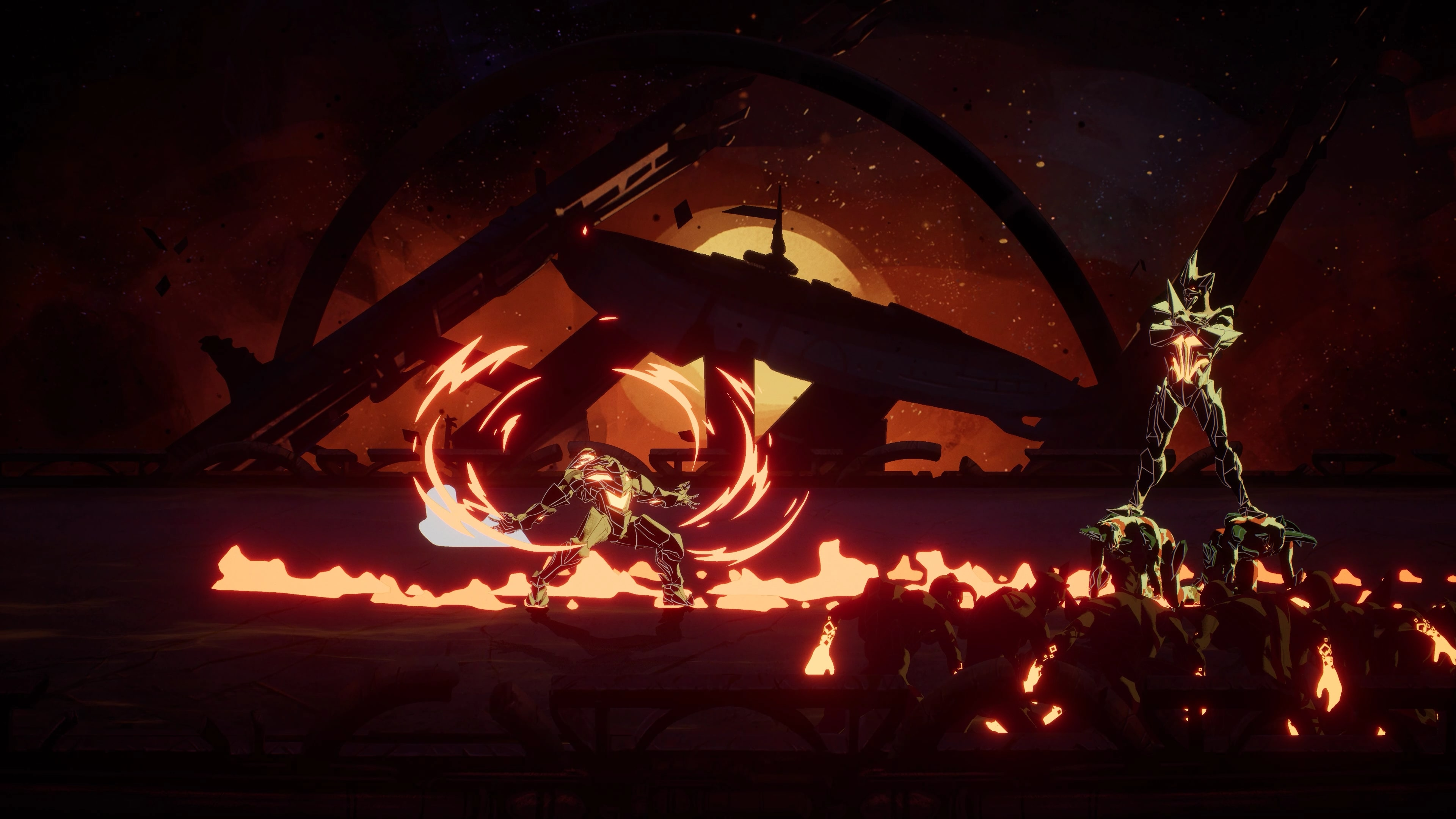 Скриншот №1 к Aeon Must Die!