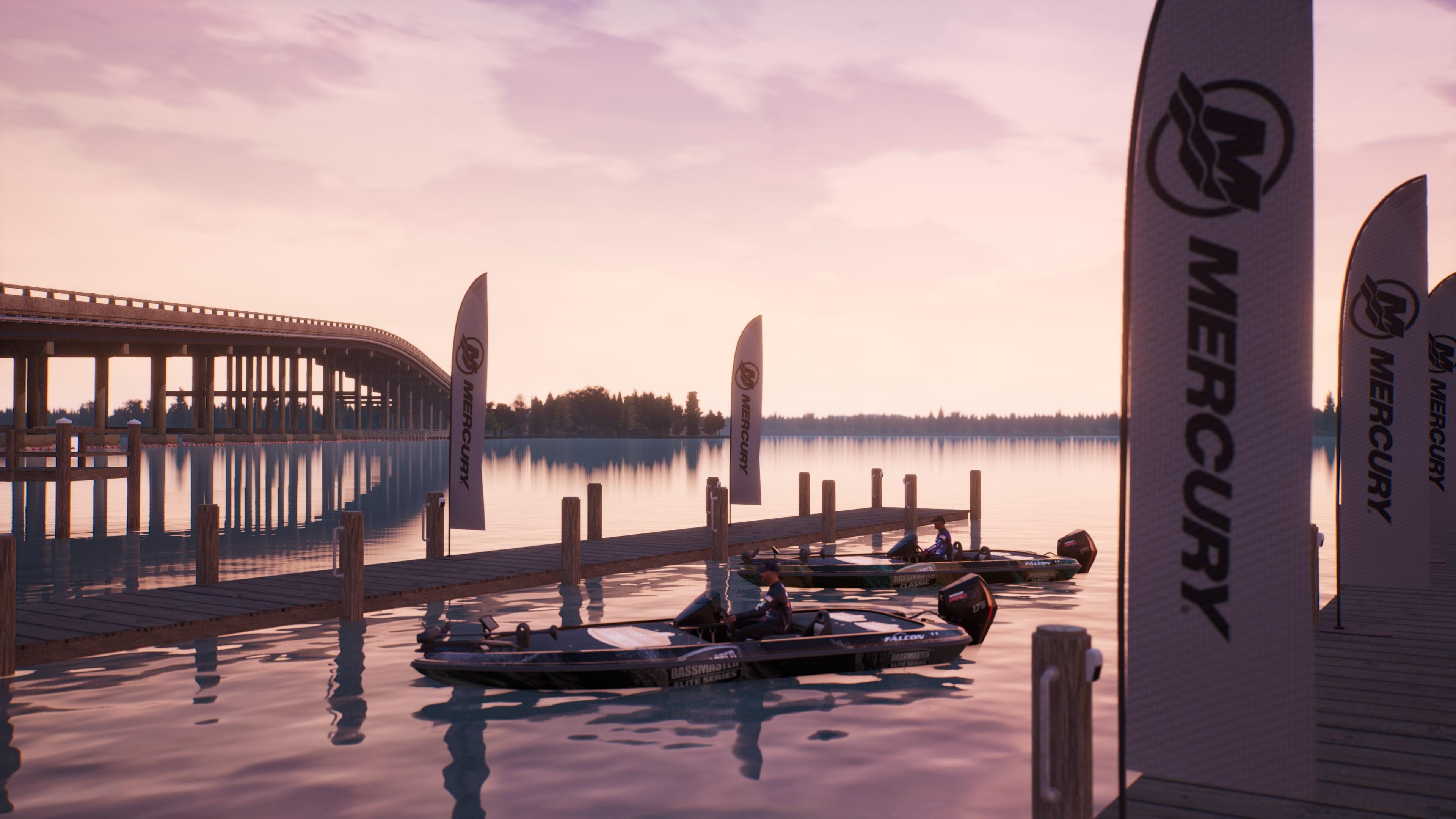 Скриншот №3 к Bassmaster Fishing 2022 PS4 and PS5