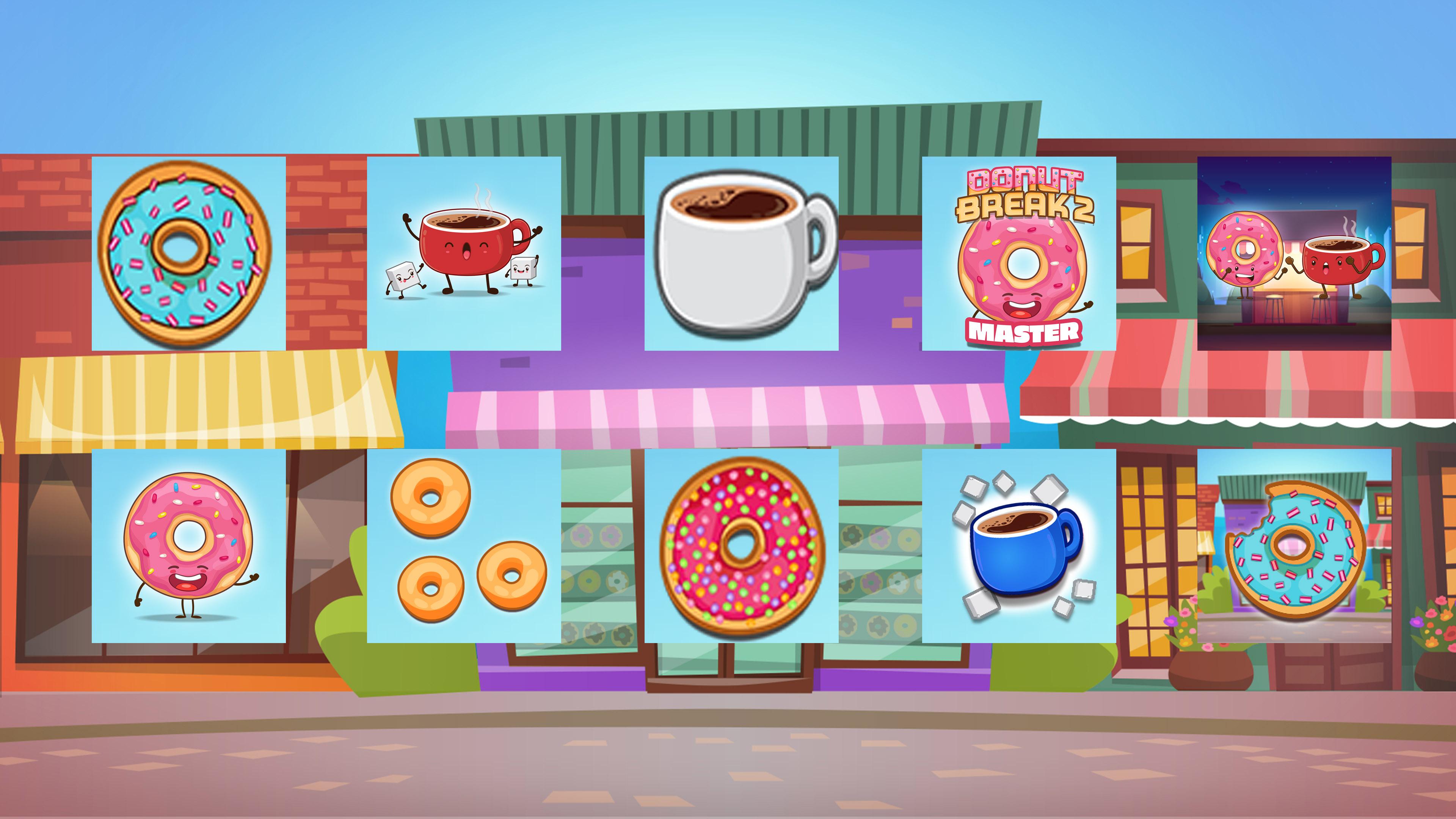 Скриншот №10 к Donut Break 2 - Avatar Full Game Bundle