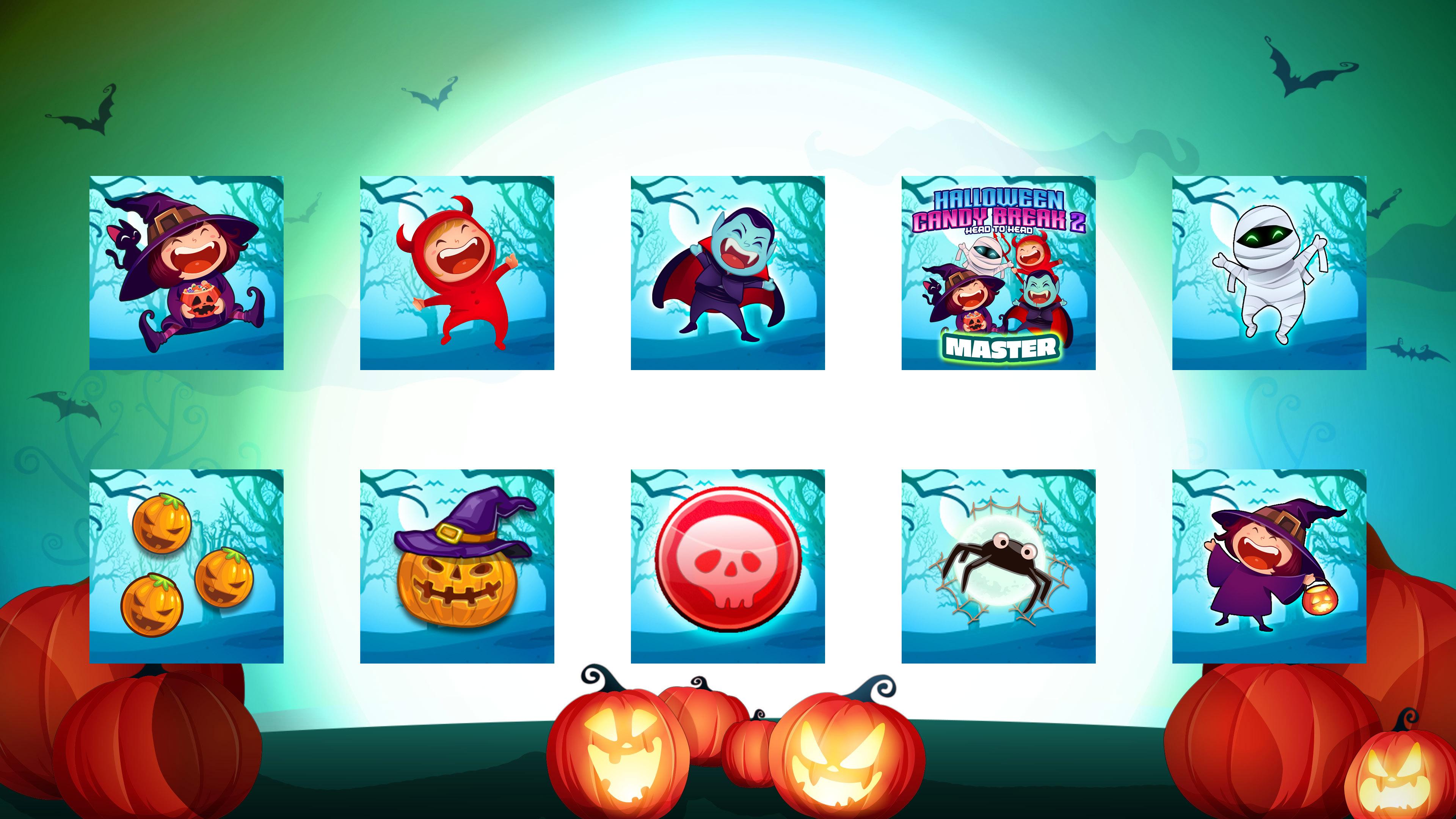 Скриншот №10 к Halloween Candy Break 2 Head to Head - Avatar Full Game Bundle