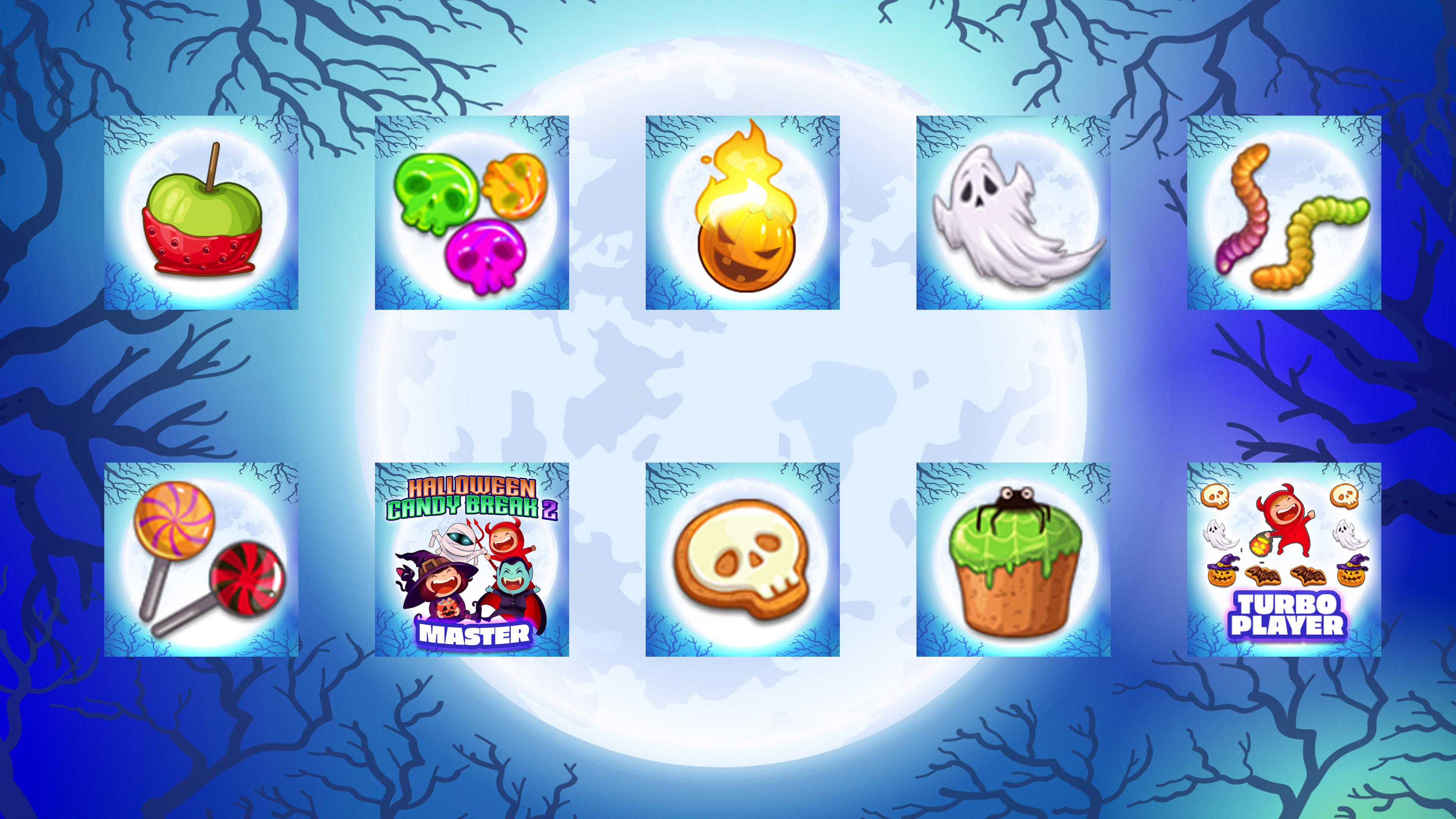 Скриншот №10 к Halloween Candy Break 2 - Avatar Full Game Bundle