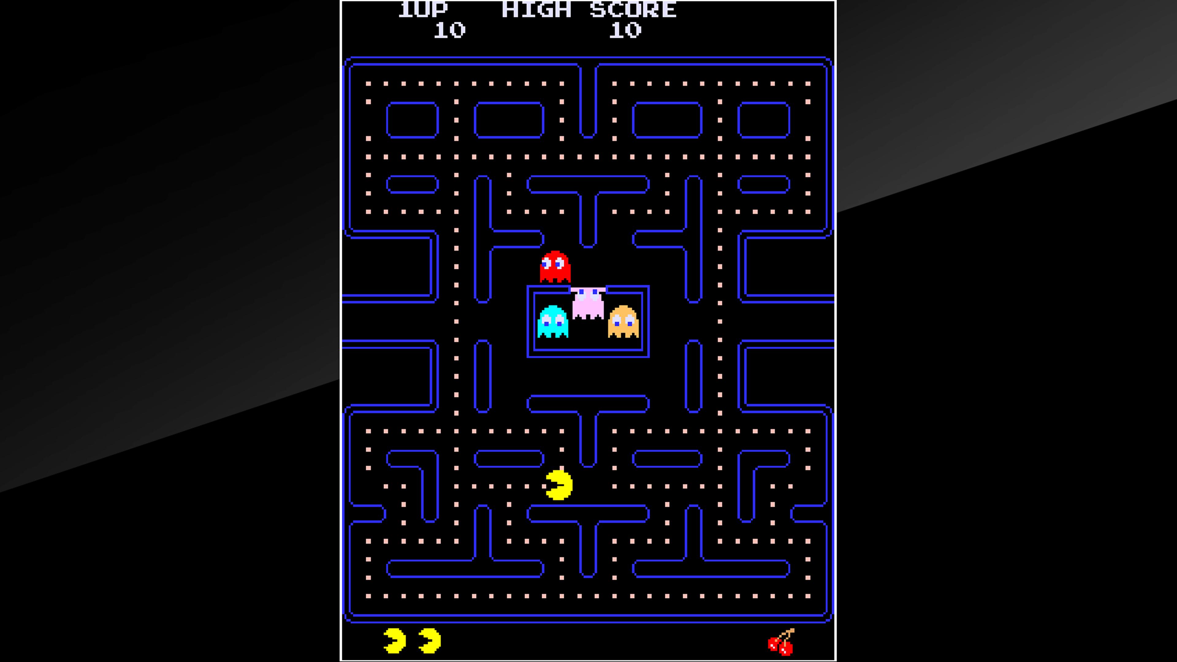Скриншот №2 к Arcade Archives Pac-Man
